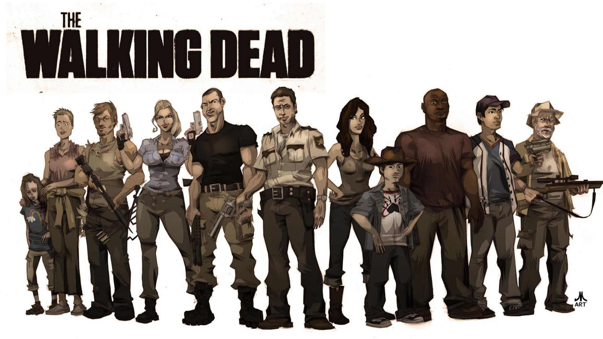 Movie The Walking Dead Wallpaper High Quality 1080x1920px – Horror .