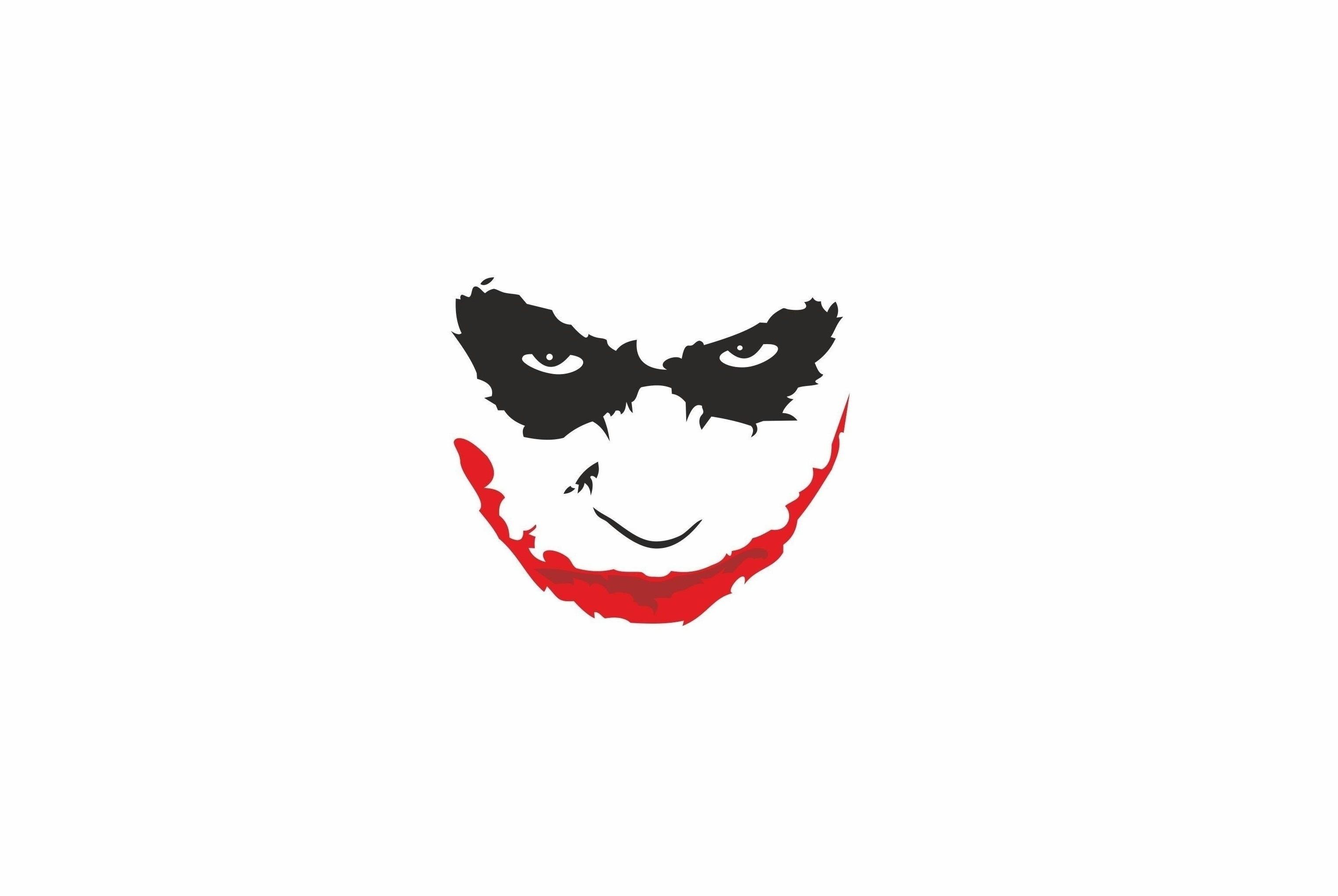 The Joker Wallpaper 3040×2036
