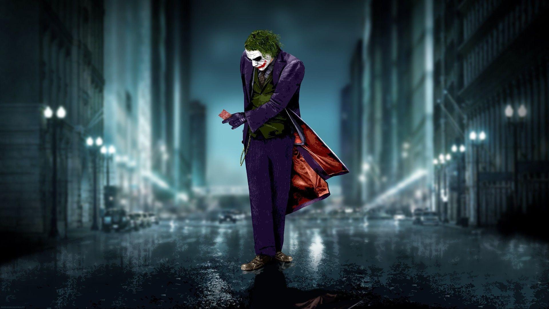 Joker HD Wallpapers Backgrounds Wallpaper