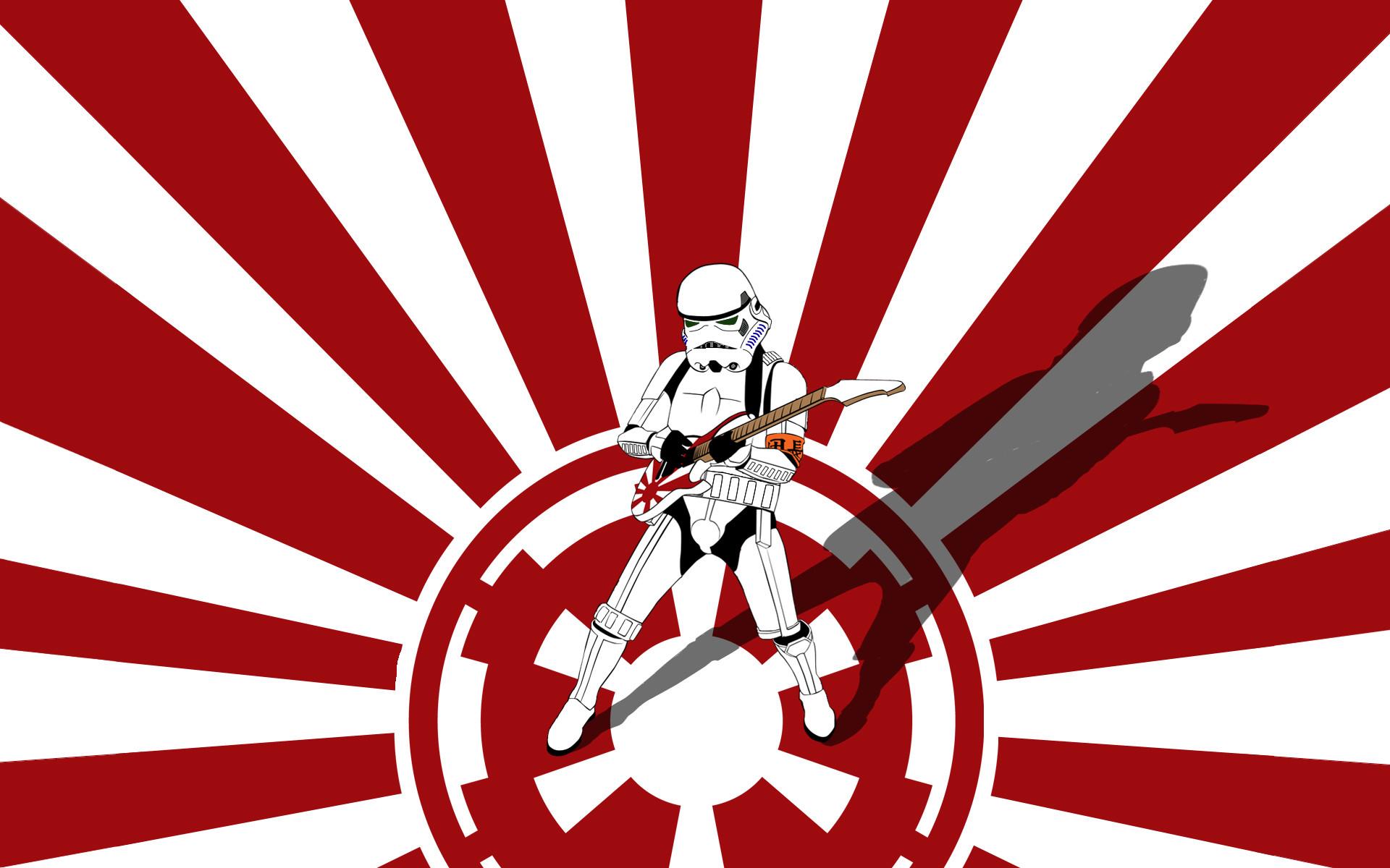 Galactic Empire Guitars Star Wars Stormtroopers; galactic empire logos …