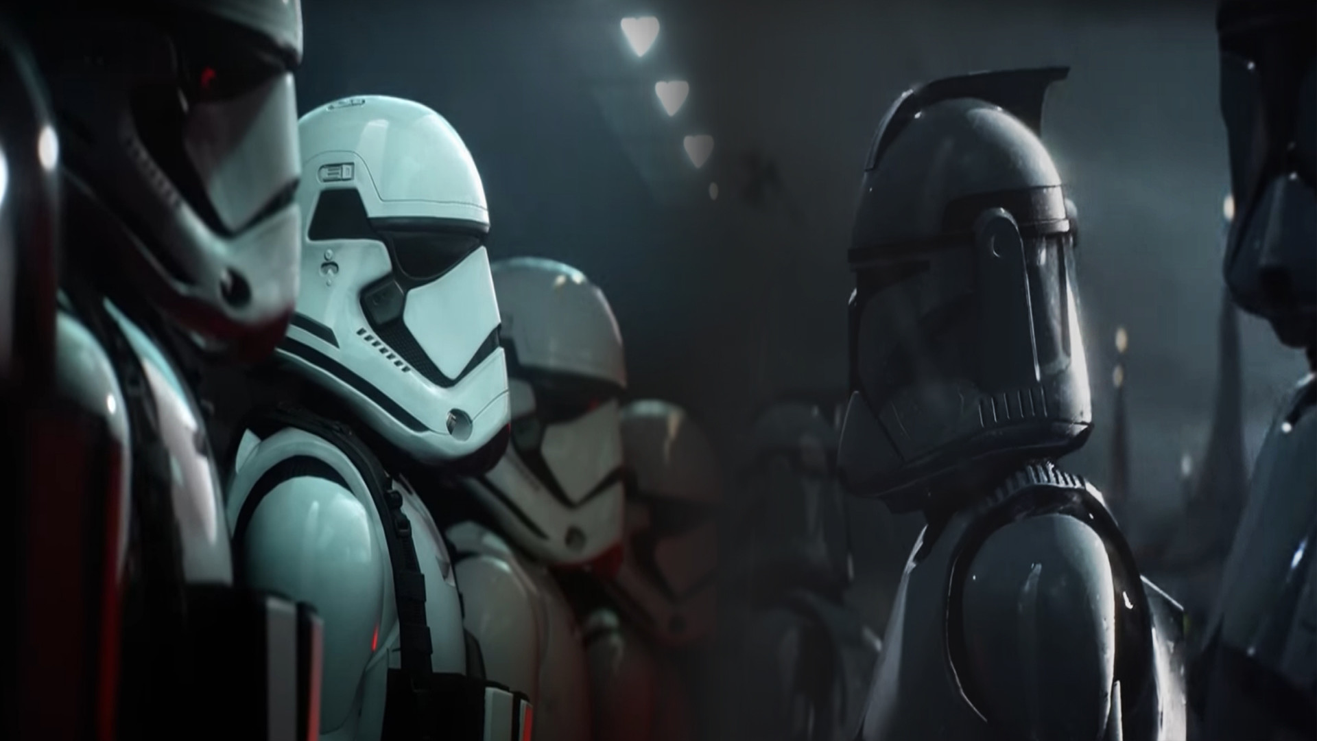 Battlefront 2 First Order, Clone Wars Wallpaper