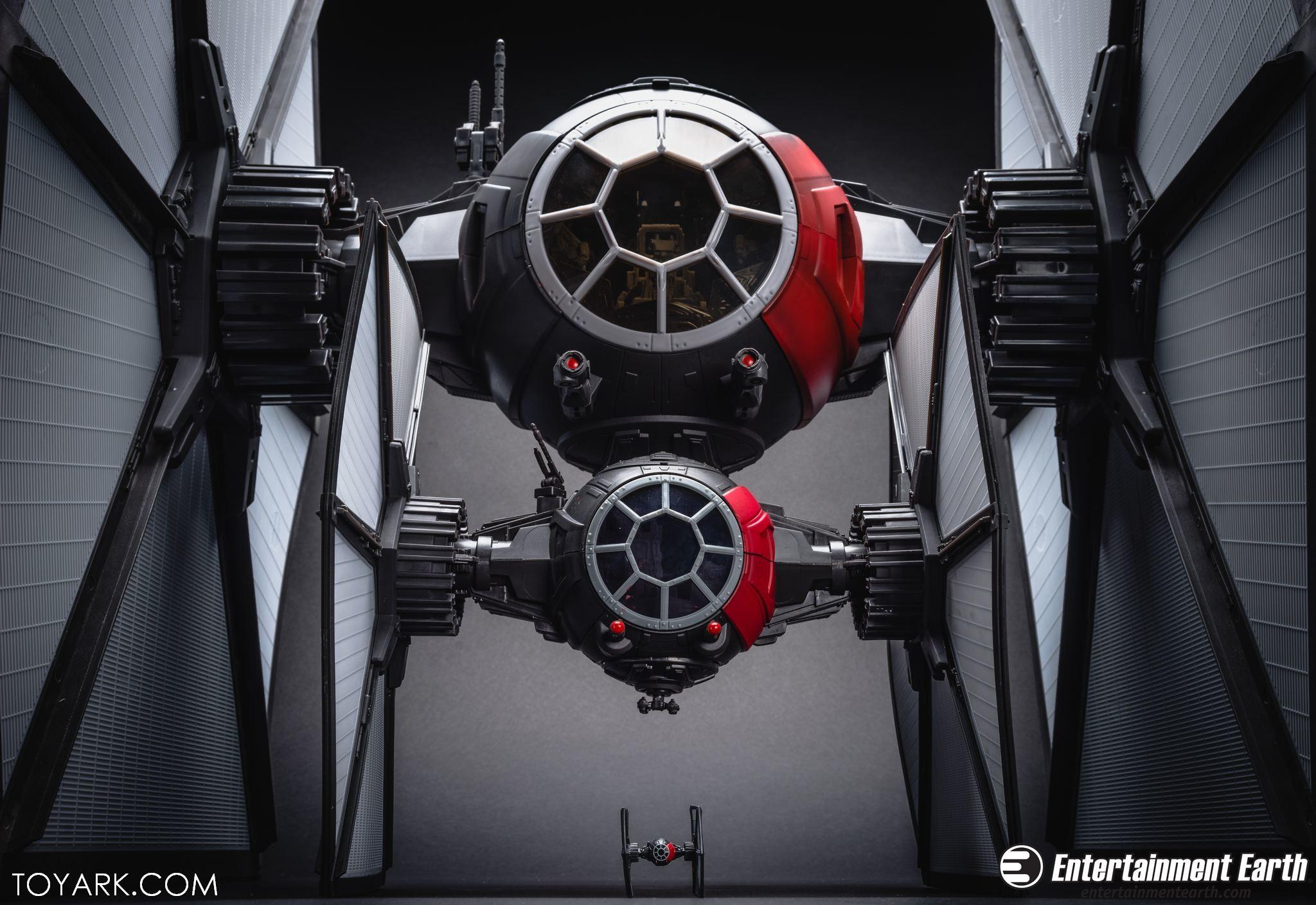 Black Series Tie Fighter 64