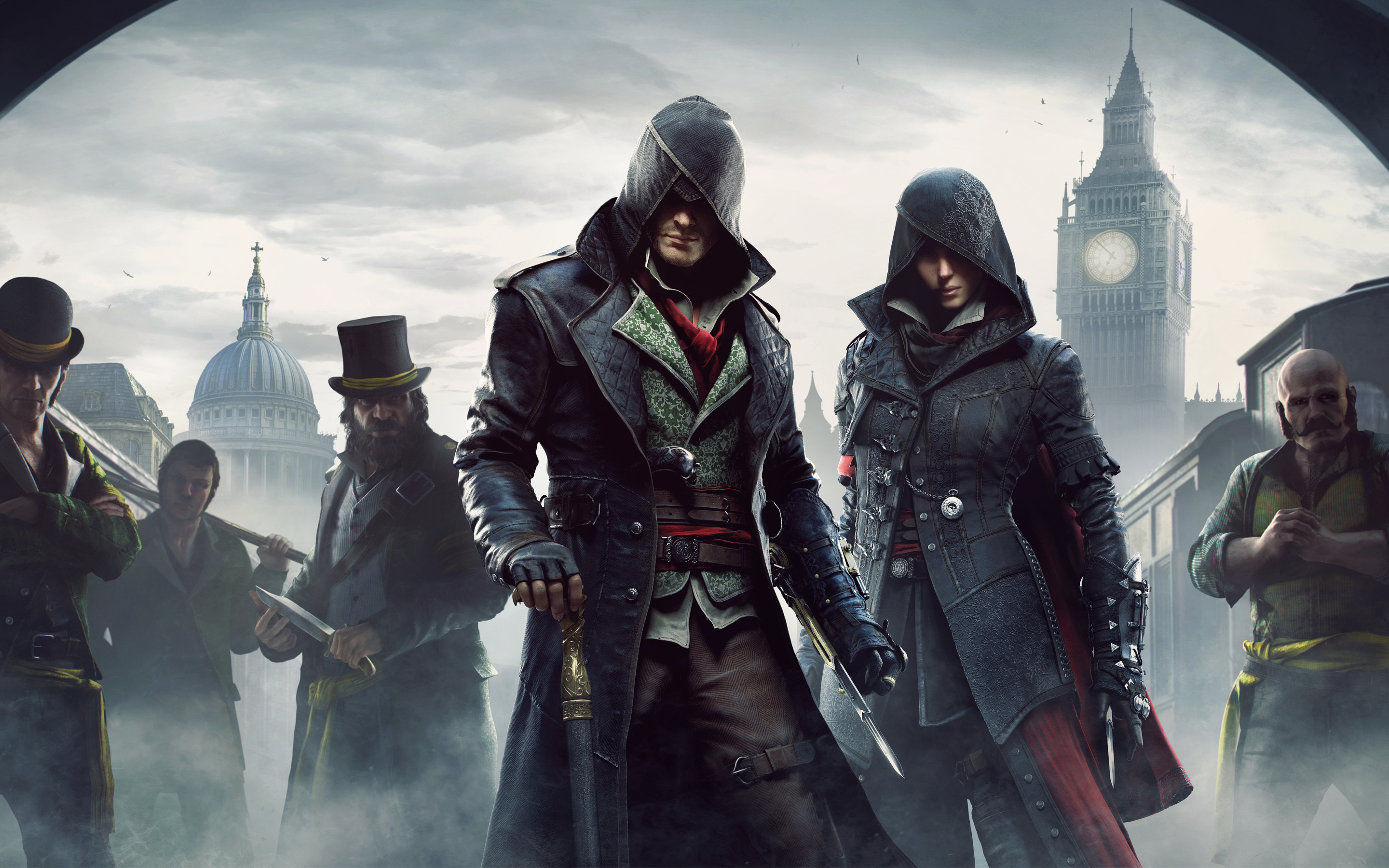 <b>Assassin's Creed Syndicate</b> Pre-Order and Install Size