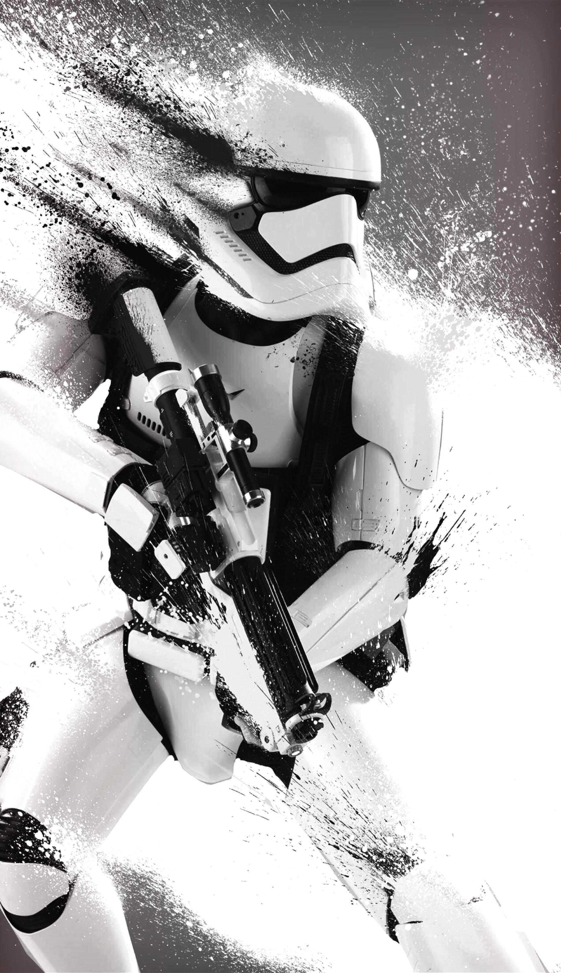 vertical wallpapers first order – photo #48. L'image du jour : Le fond  d'cran Star Wars ultra classe .