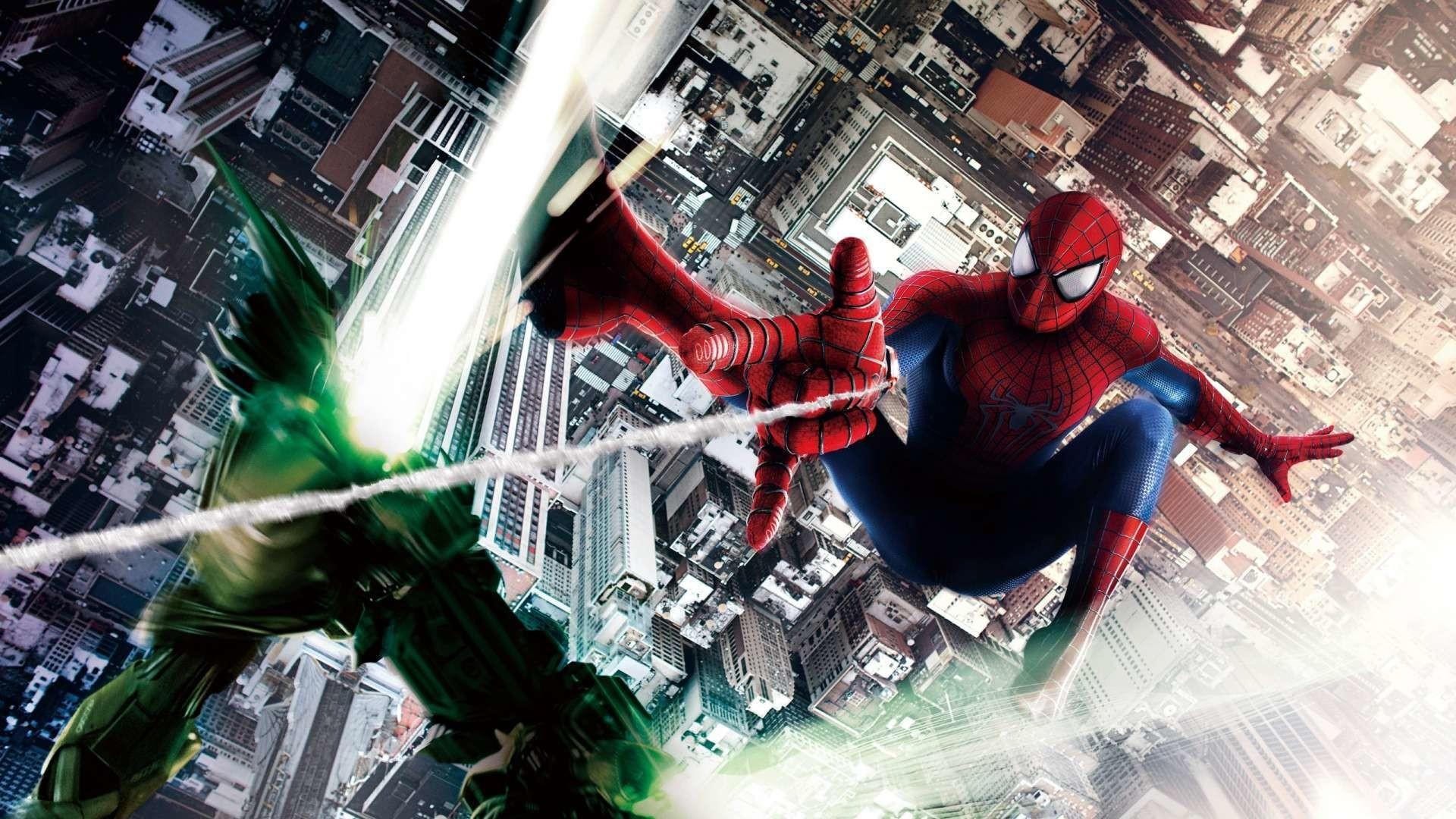 Wallpaper: Hd Wallpaper The Amazing Spider Man 2 Imax 1080p. Upload at .