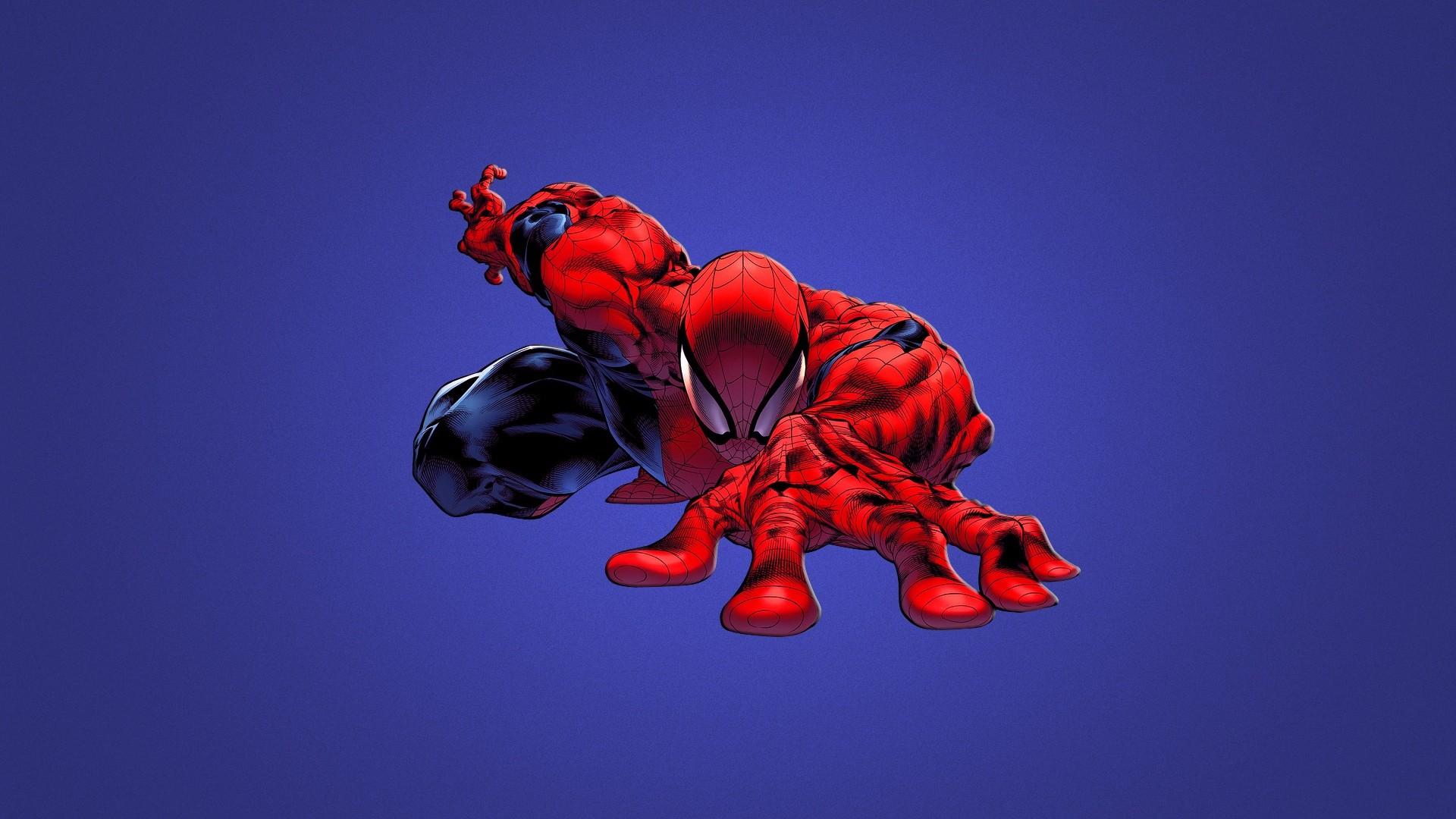 Wallpaper spider-man, amazing fantasy, marvel comics