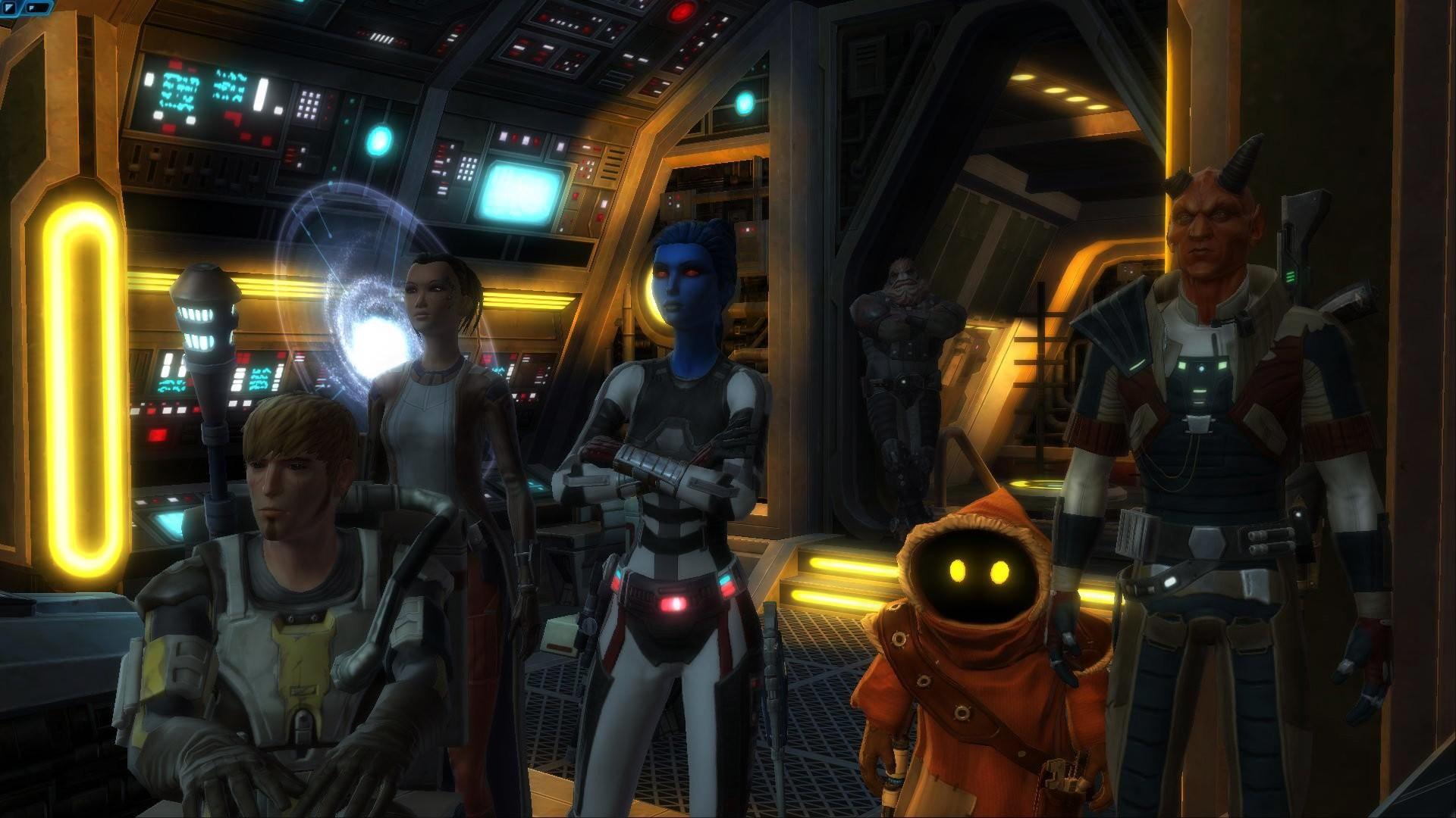 Star Wars The Old Republic Bounty Hunter 848956 …