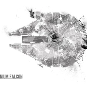 Millennium Falcon HD