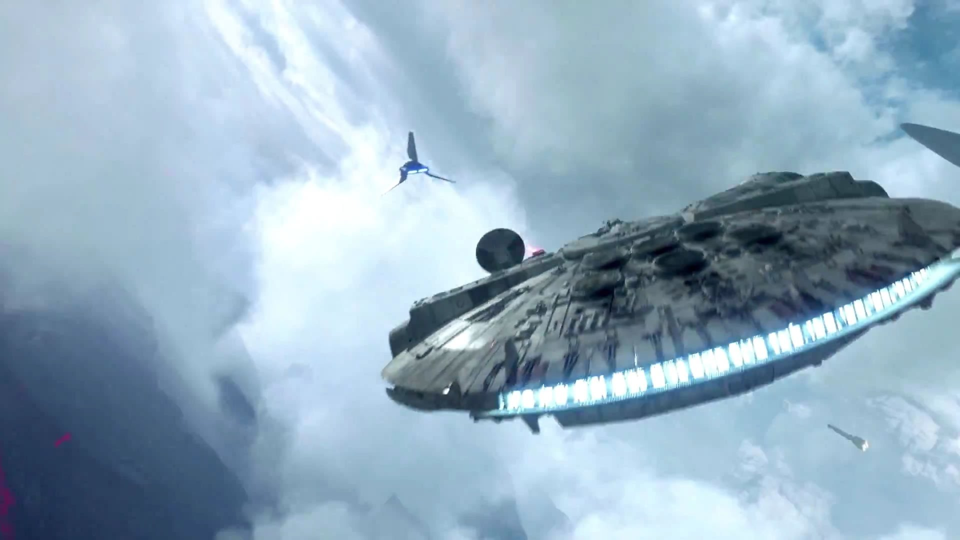 MILLENNIUM FALCON – Star Wars: Battlefront Online
