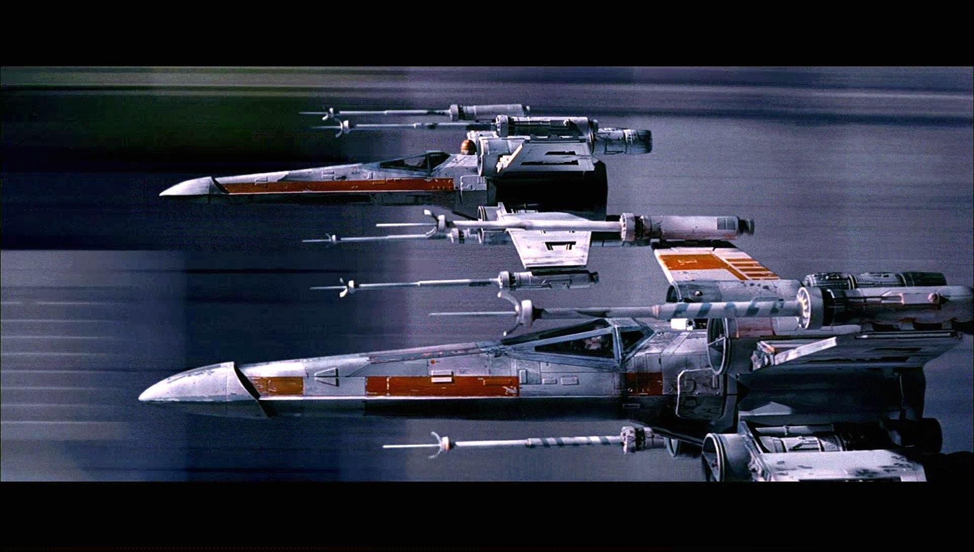 STAR WARS X -WING spaceship futuristic space sci-fi xwing .