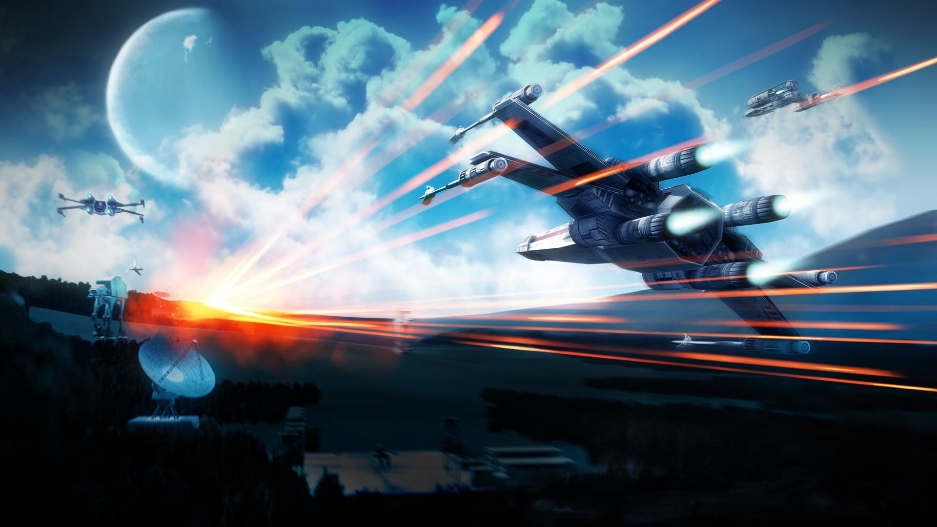 video Games, Artwork, Star Wars: Battlefront, STAR WARS .
