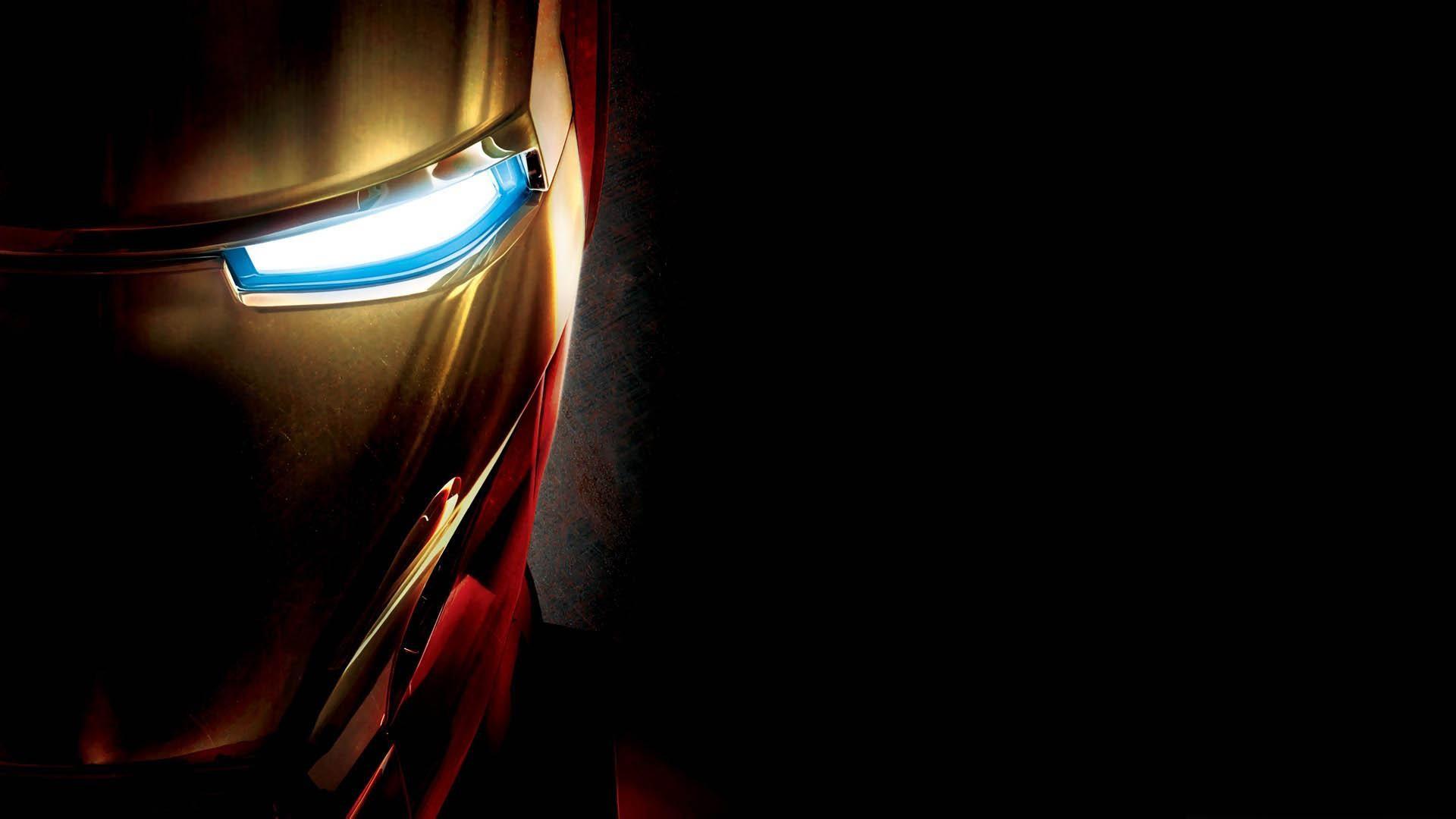 … Arc Reactor Wallpaper. Iron Man Mask Close Up Wallpaper