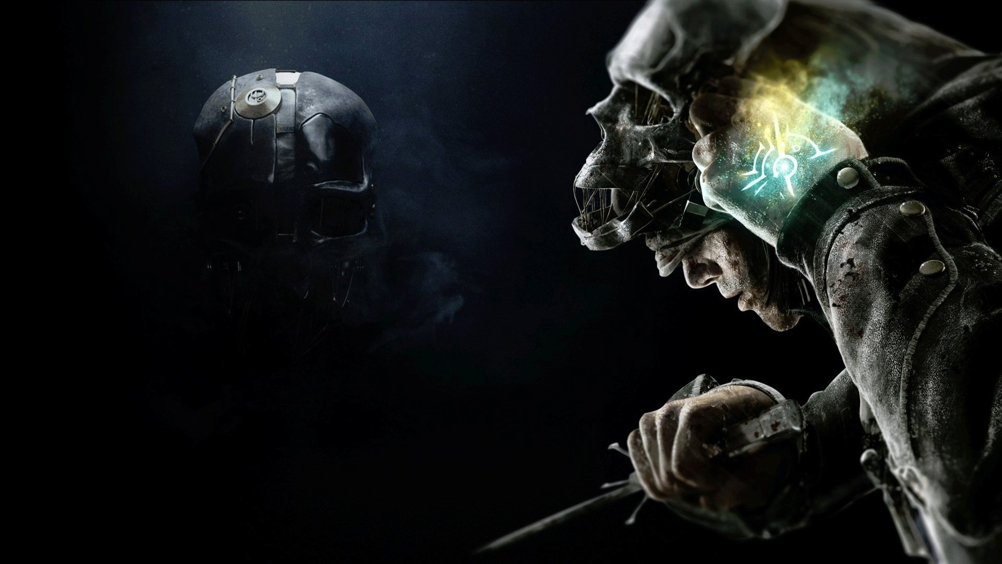 Download Dishonored 2 PC Game HD wallpaper In Screen .