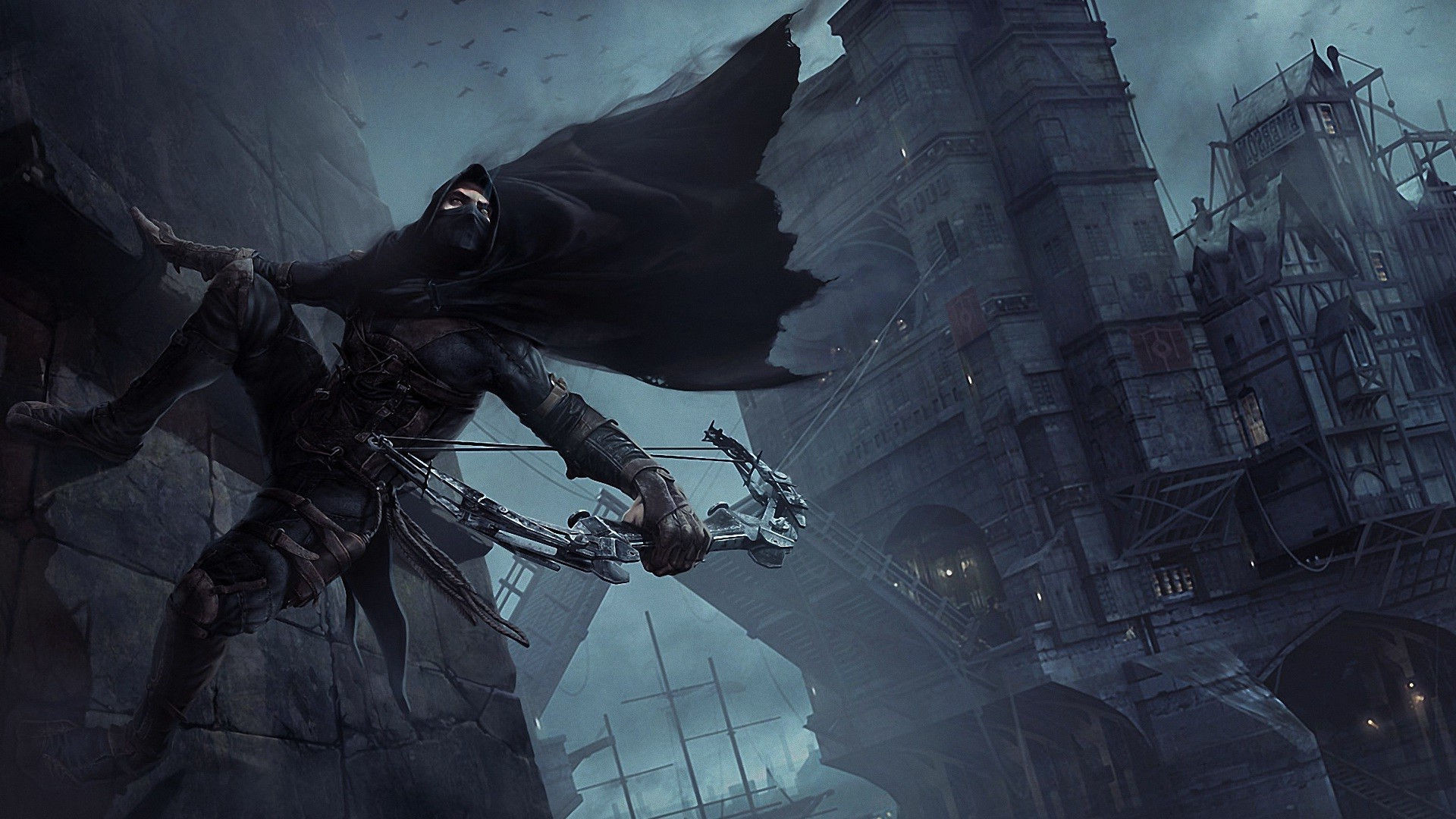 Best images and wallpapers of thief game 2014.