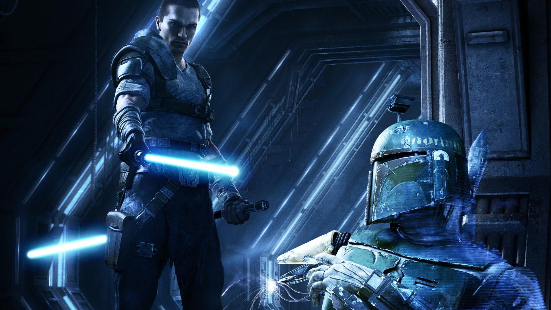 Star Wars: Force Unleashed 2 desktop PC and Mac wallpaper