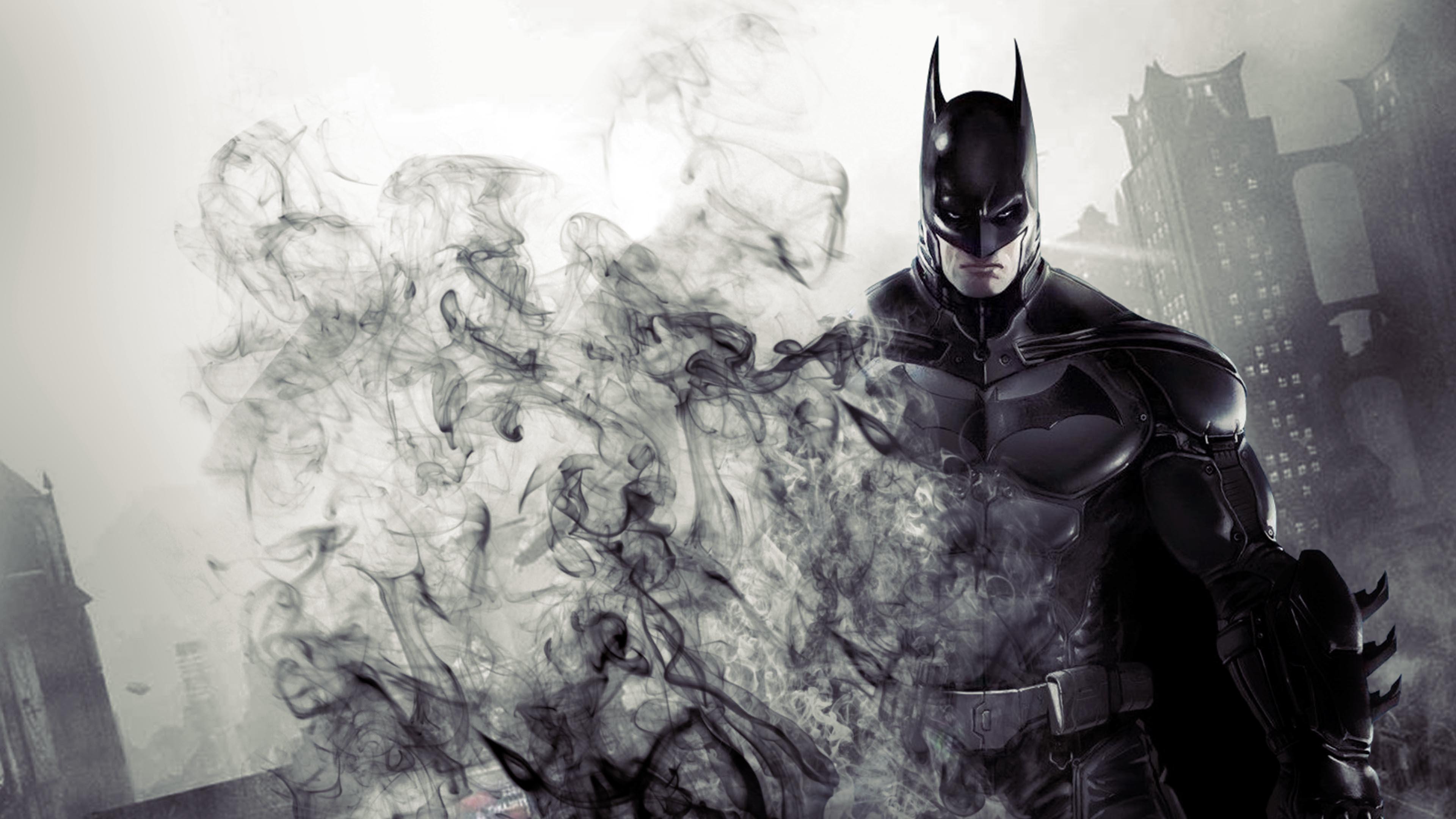 Batman 4K Wallpaper wallpaper