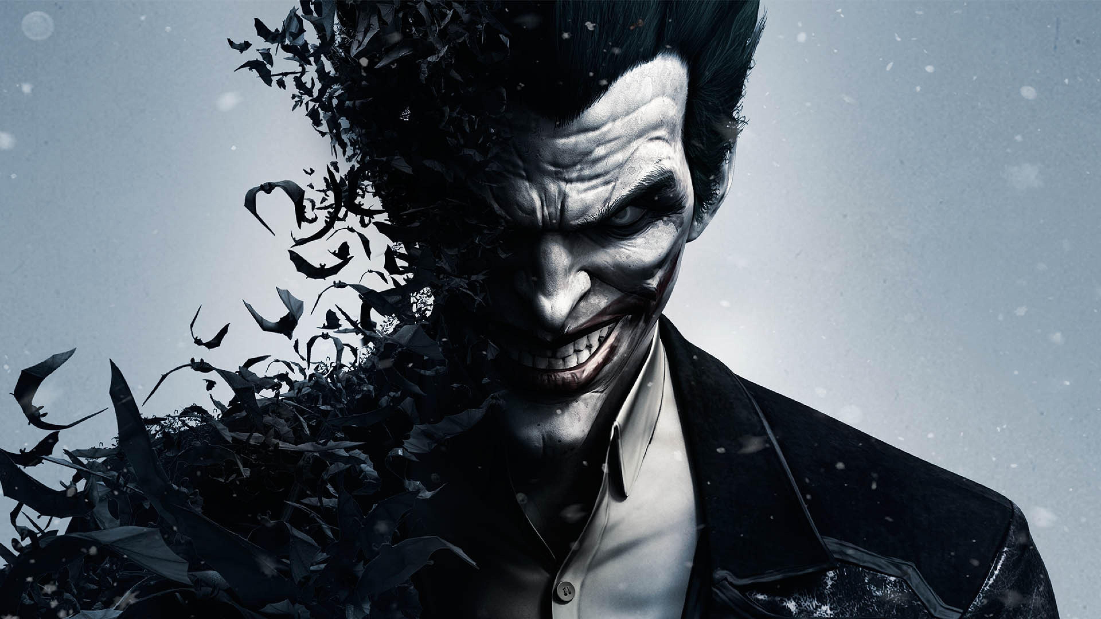 Preview wallpaper batman arkham origins, joker, red cap, warner bros  interactive entertainment,