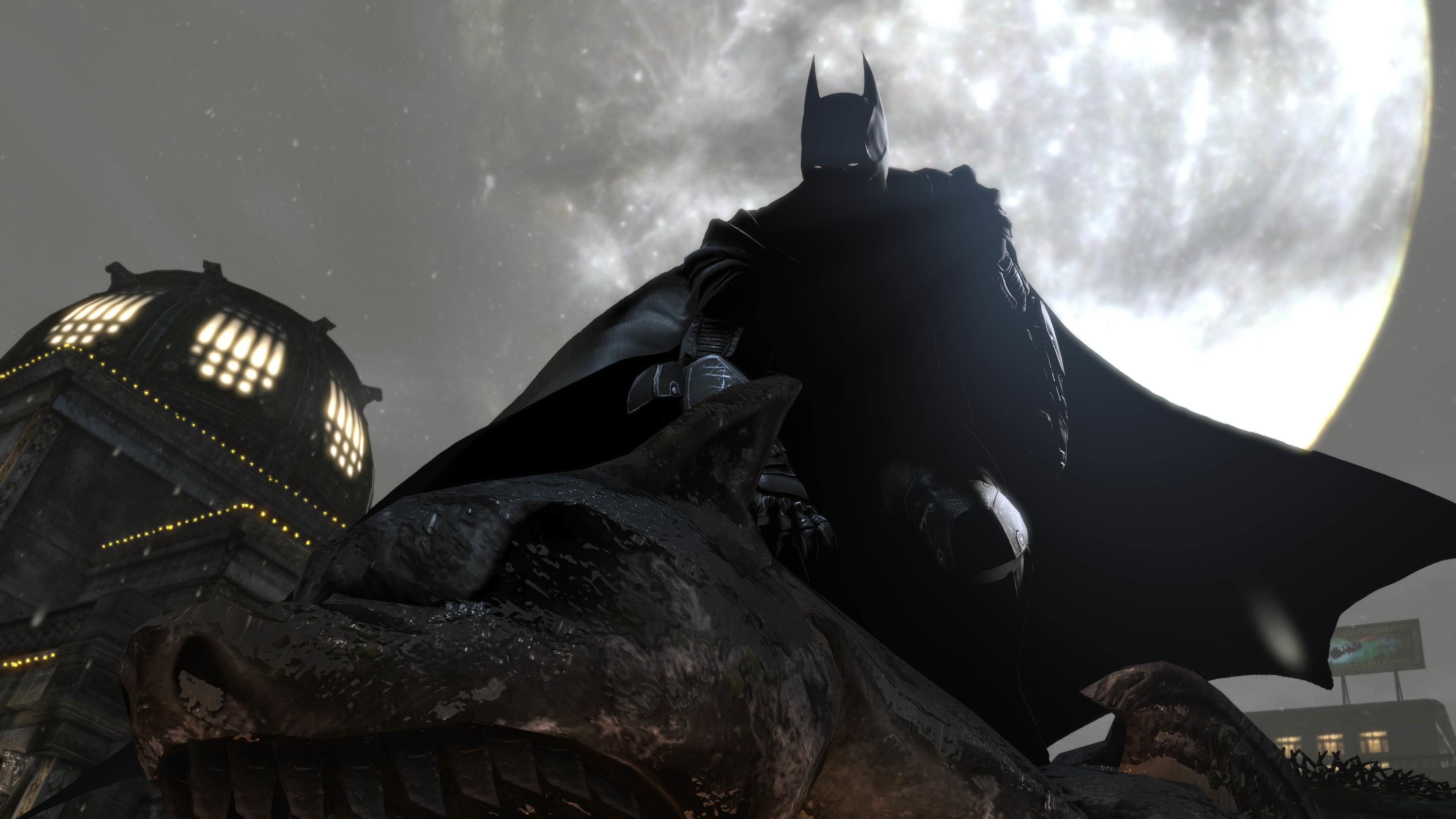 Batman Wallpaper 4K – – 4K 16/9 (Ultra HD, UHD .