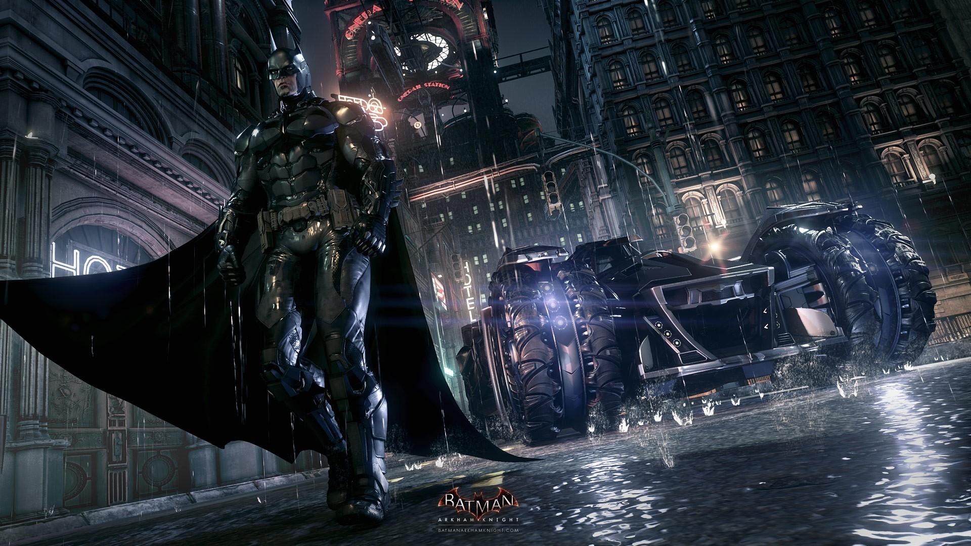 Batman Arkham Knight Wallpaper Arkham Knight by MinionMask on