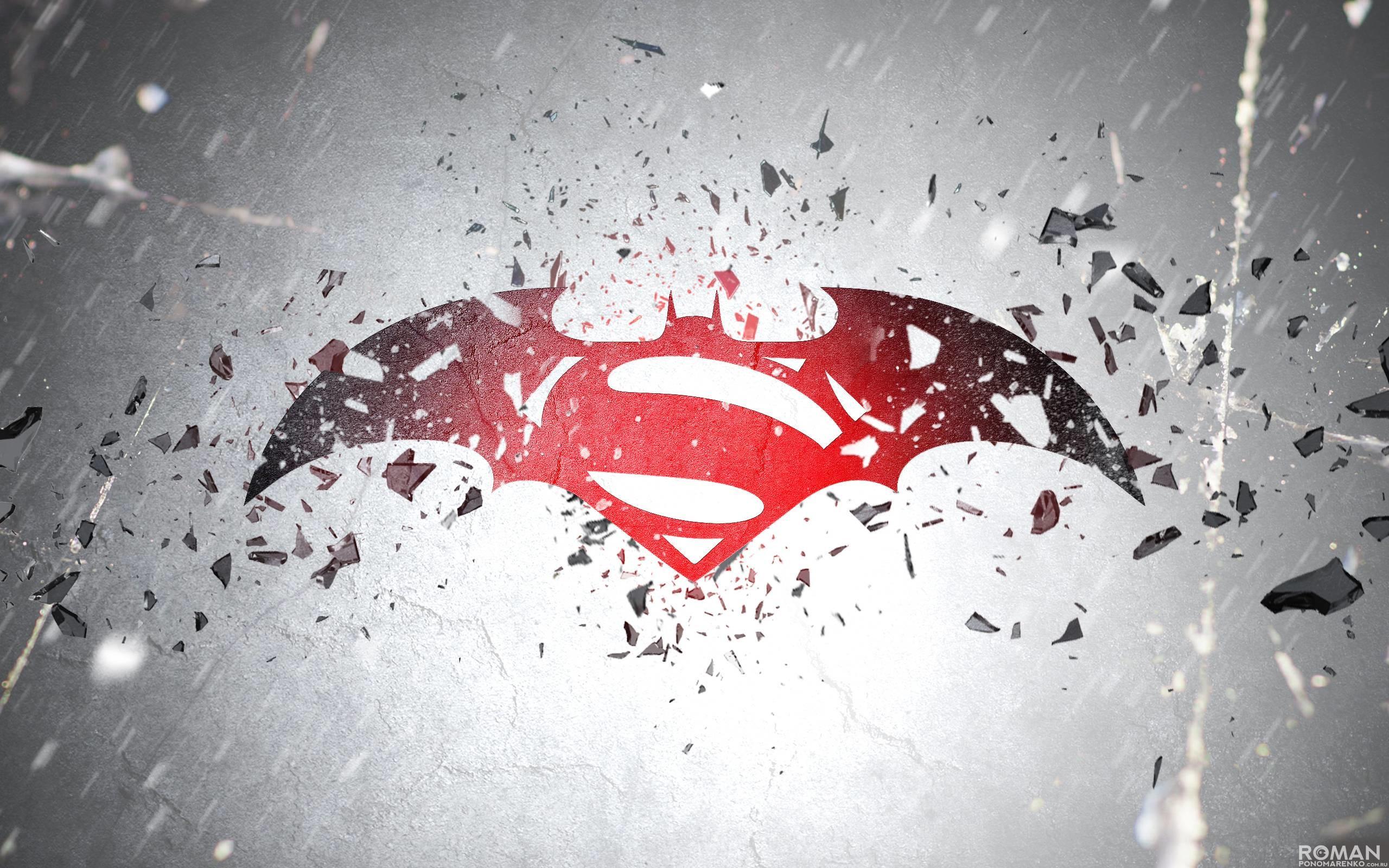 Batman V Superman Logo Exclusive HD Wallpapers #6799