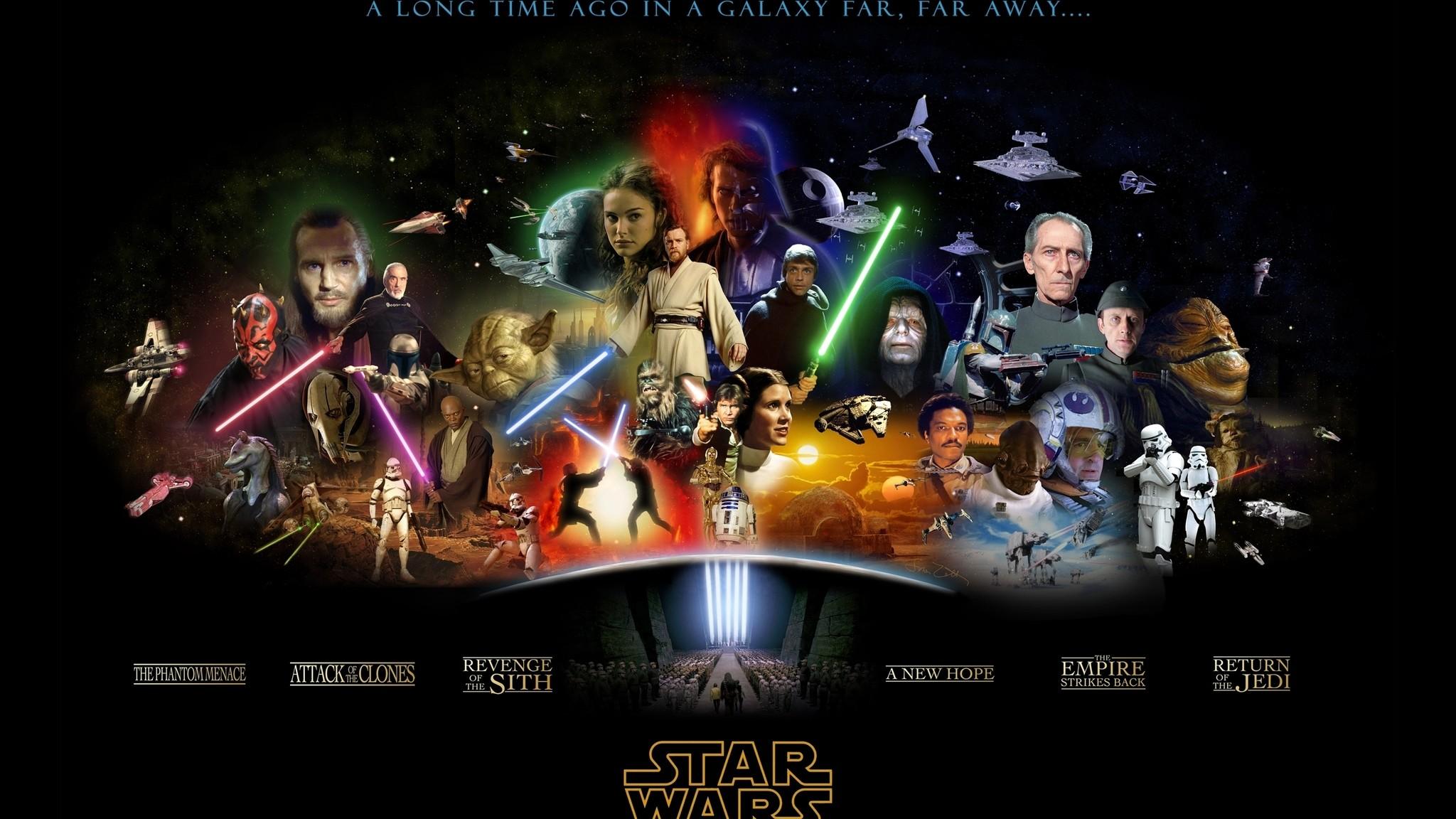 Description: Download Star wars movies stormtroopers darth maul darth vader boba  fett wallpaper/desktop background in HD & Widescreen resolution.