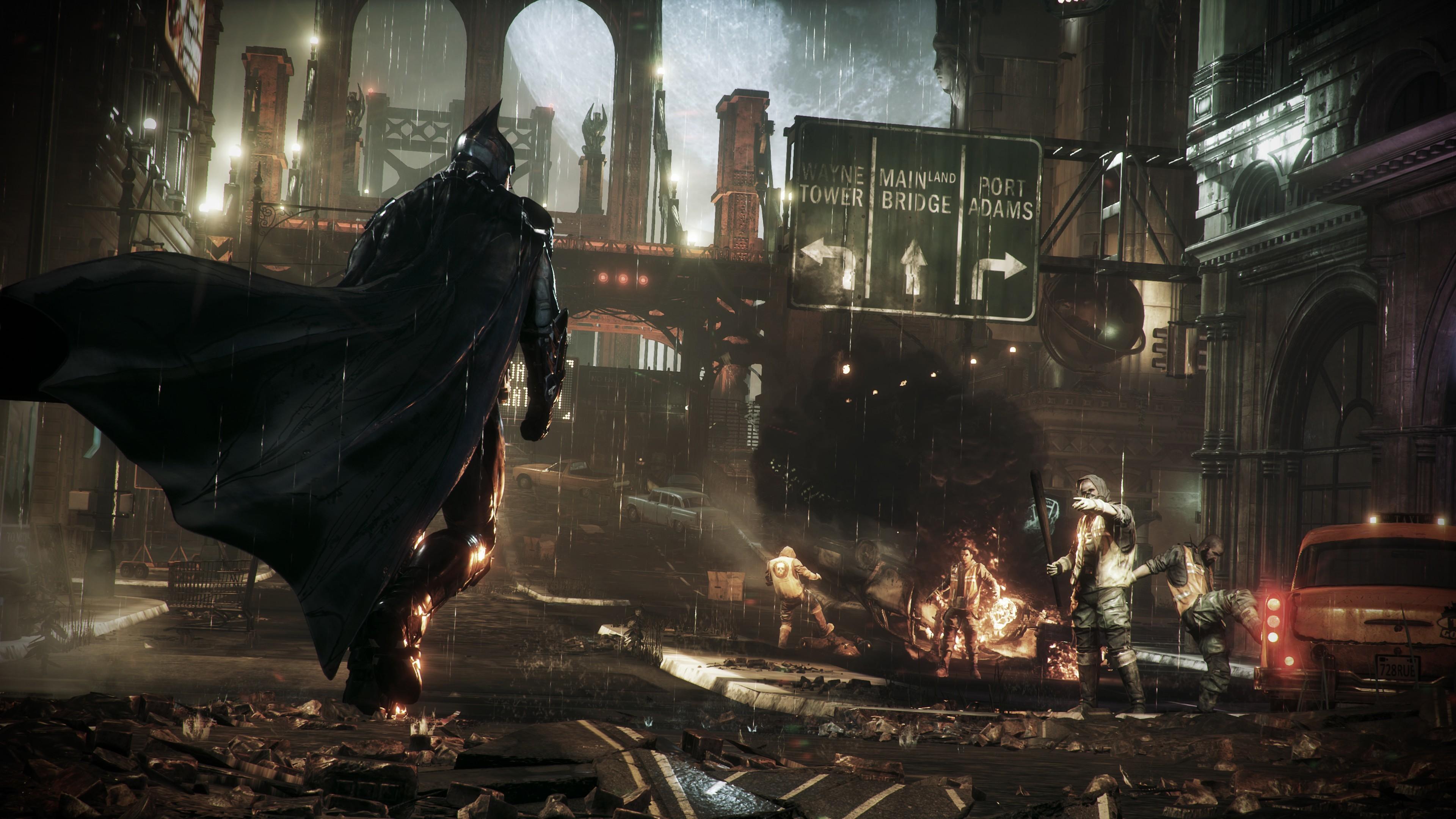 Batman: Arkham Knight · HD Wallpaper   Background ID:593549