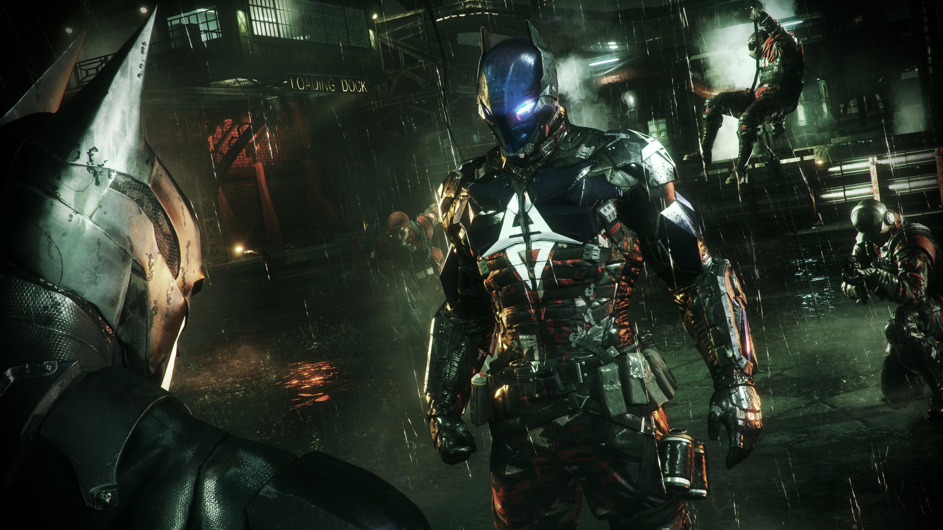 Batman: Arkham Knight · HD Wallpaper   Background ID:593543