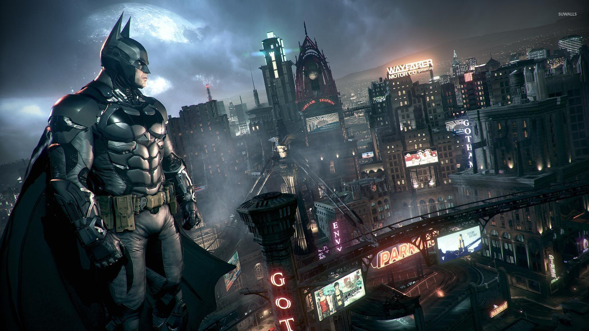 Batman Arkham Knight Scarecrow Wallpaper – WallpaperSafari