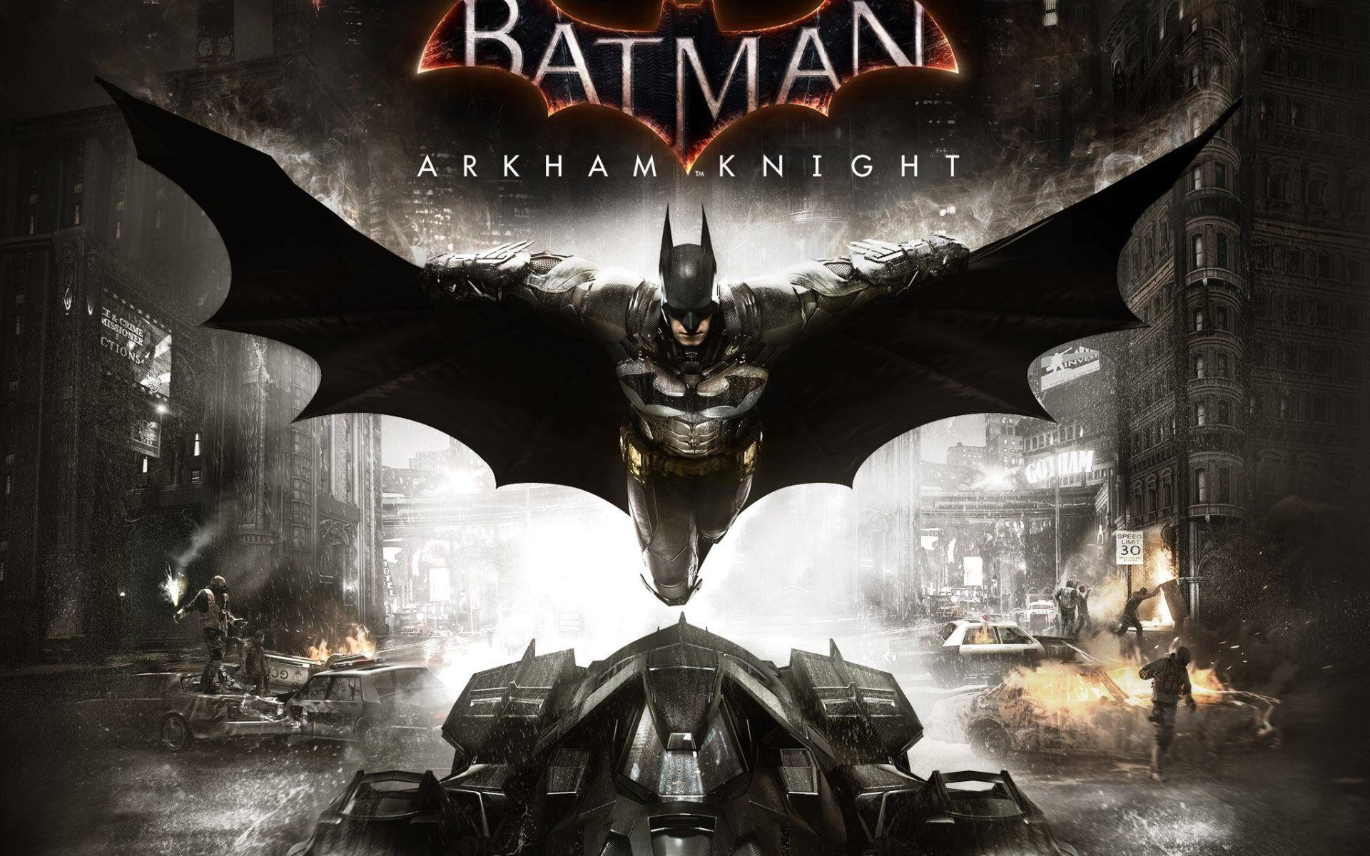 Batman: Arkham Knight Wallpapers · 4K HD Desktop Backgrounds Phone .