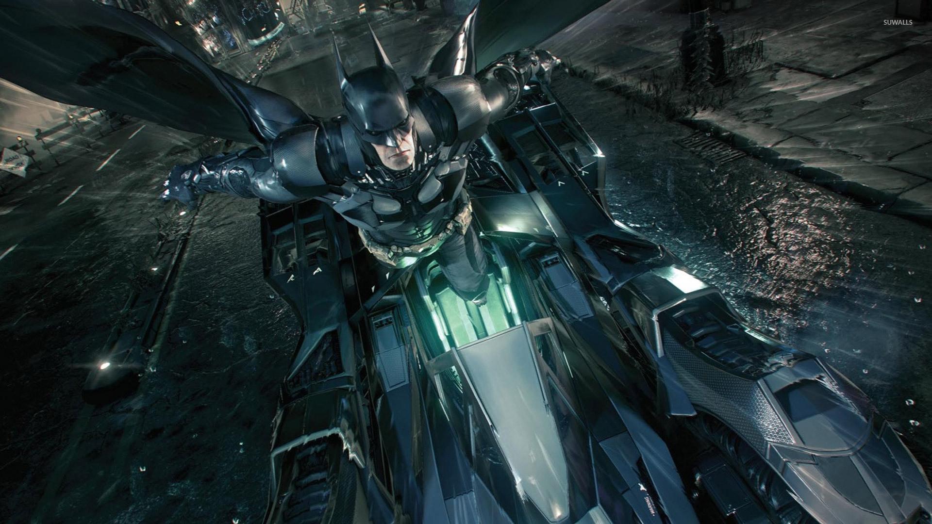 Batman: Arkham Knight [17] wallpaper jpg