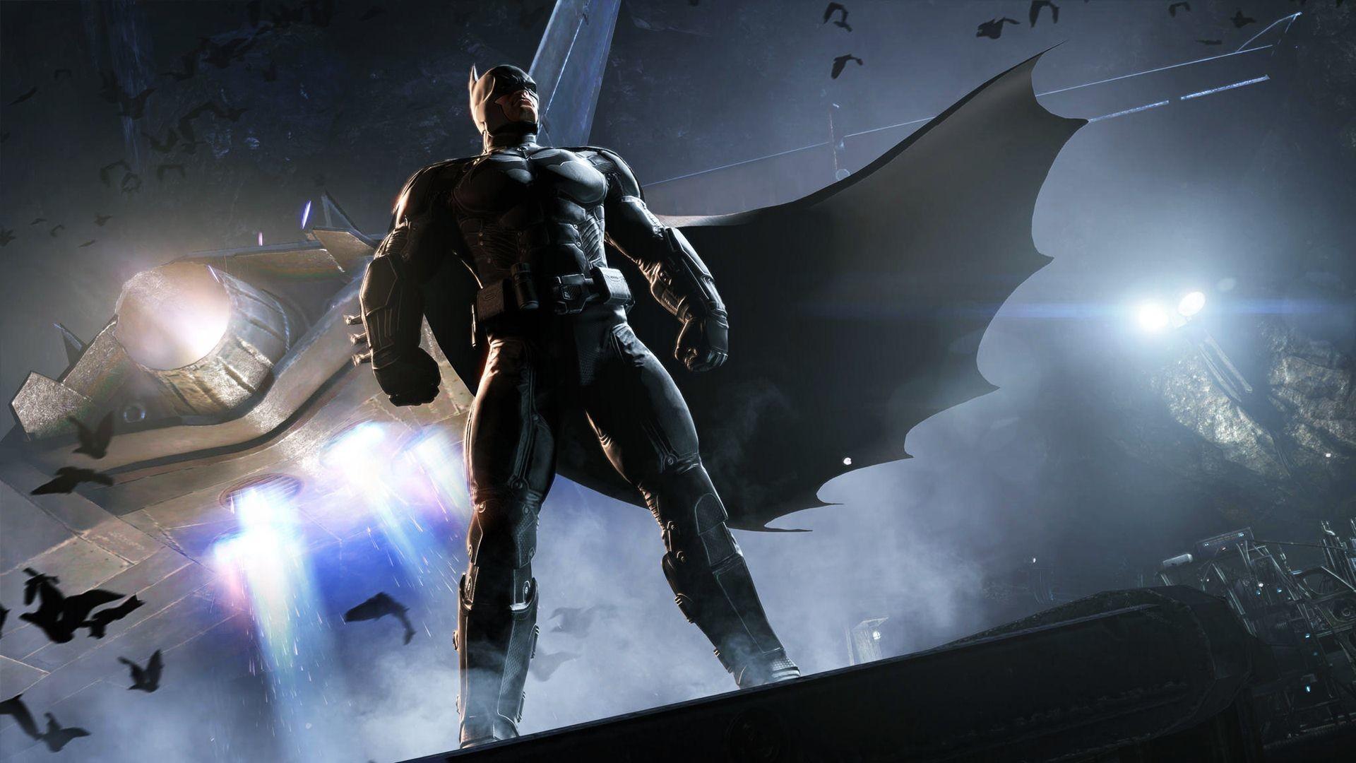 BATMAN ARKHAM KNIGHT Play Arts Kai Nightwing Arkham knight   Wallpapers 4k    Pinterest   Batman arkham knight, Arkham knight and Nightwing