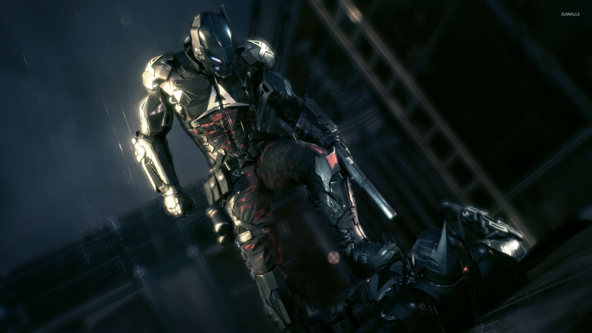 Batman Arkham Knight Skin Pack Available Free for Download DRM