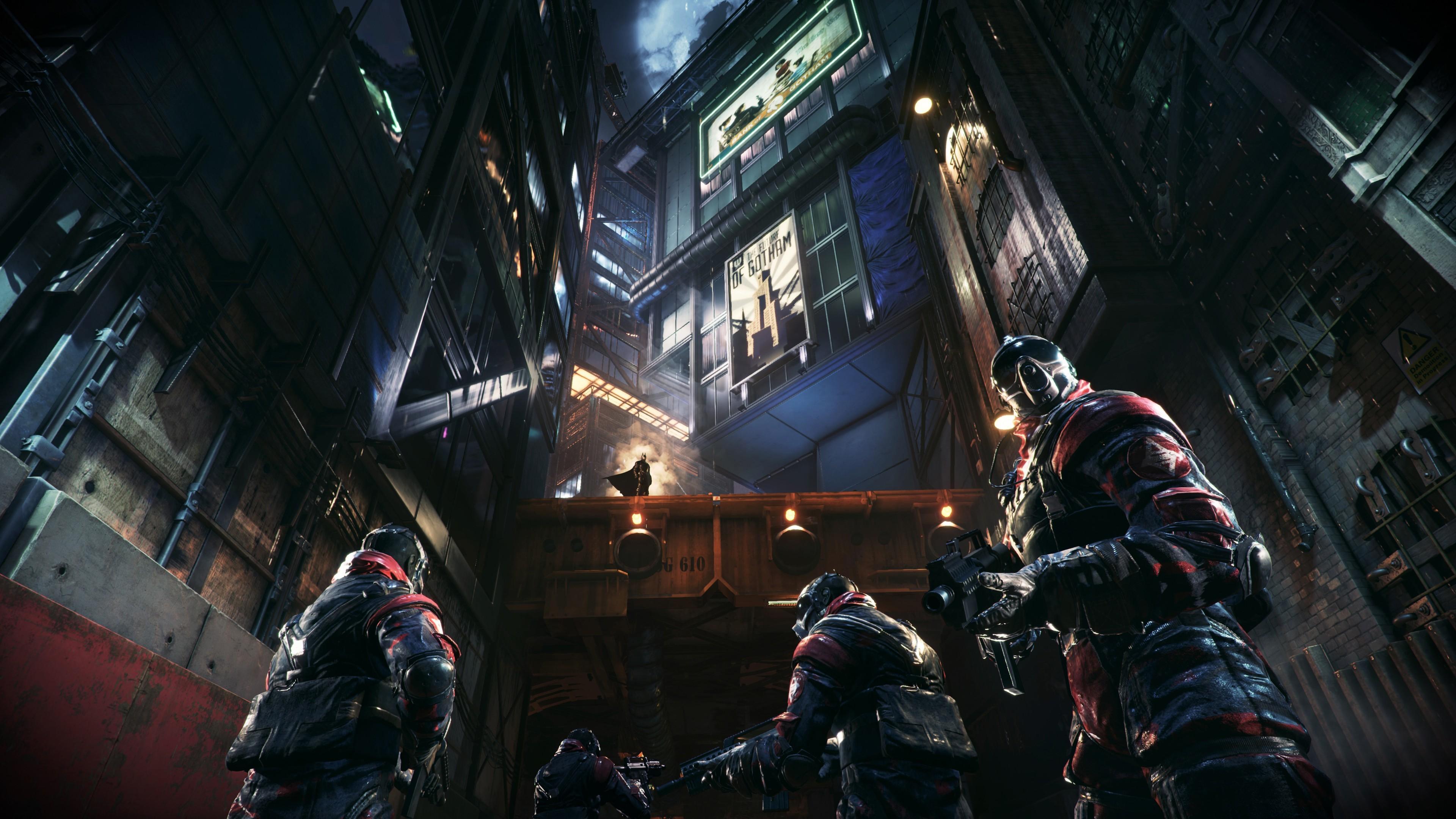 Video Game – Batman: Arkham Knight Wallpaper