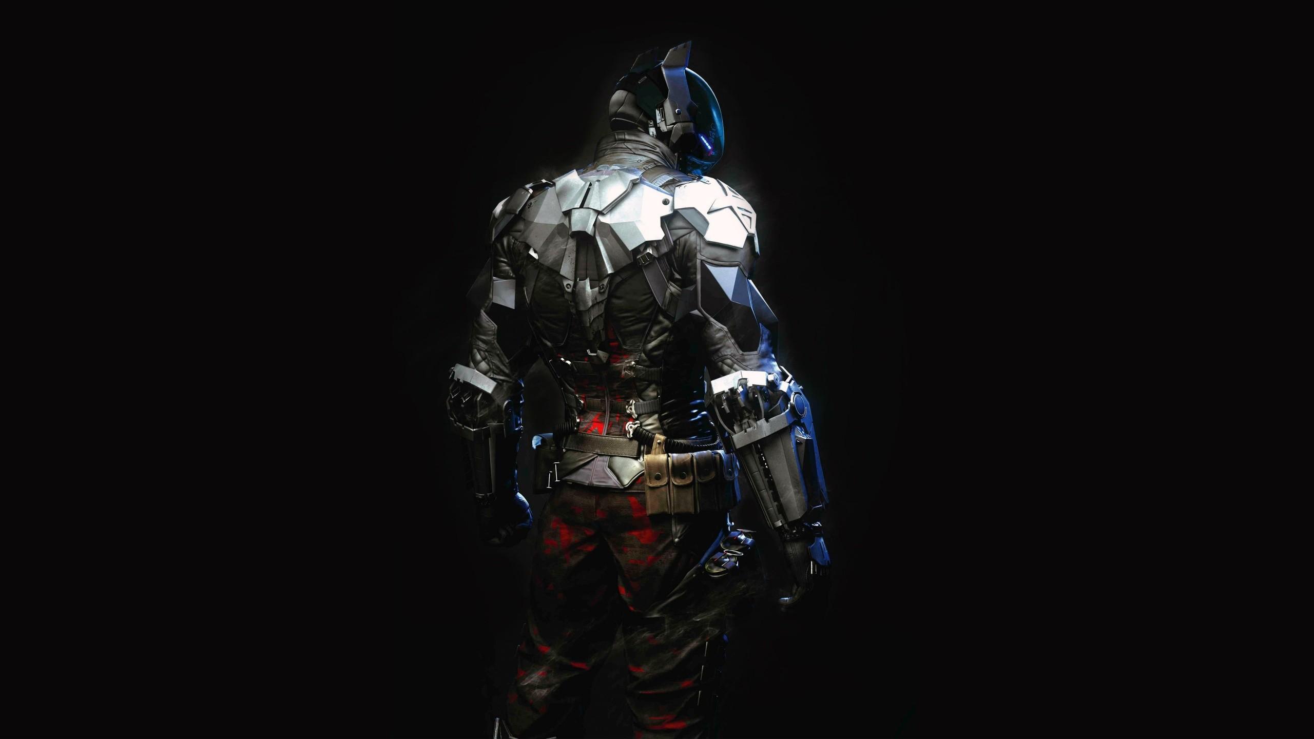 Arkham Knight 4K 5K Wallpapers