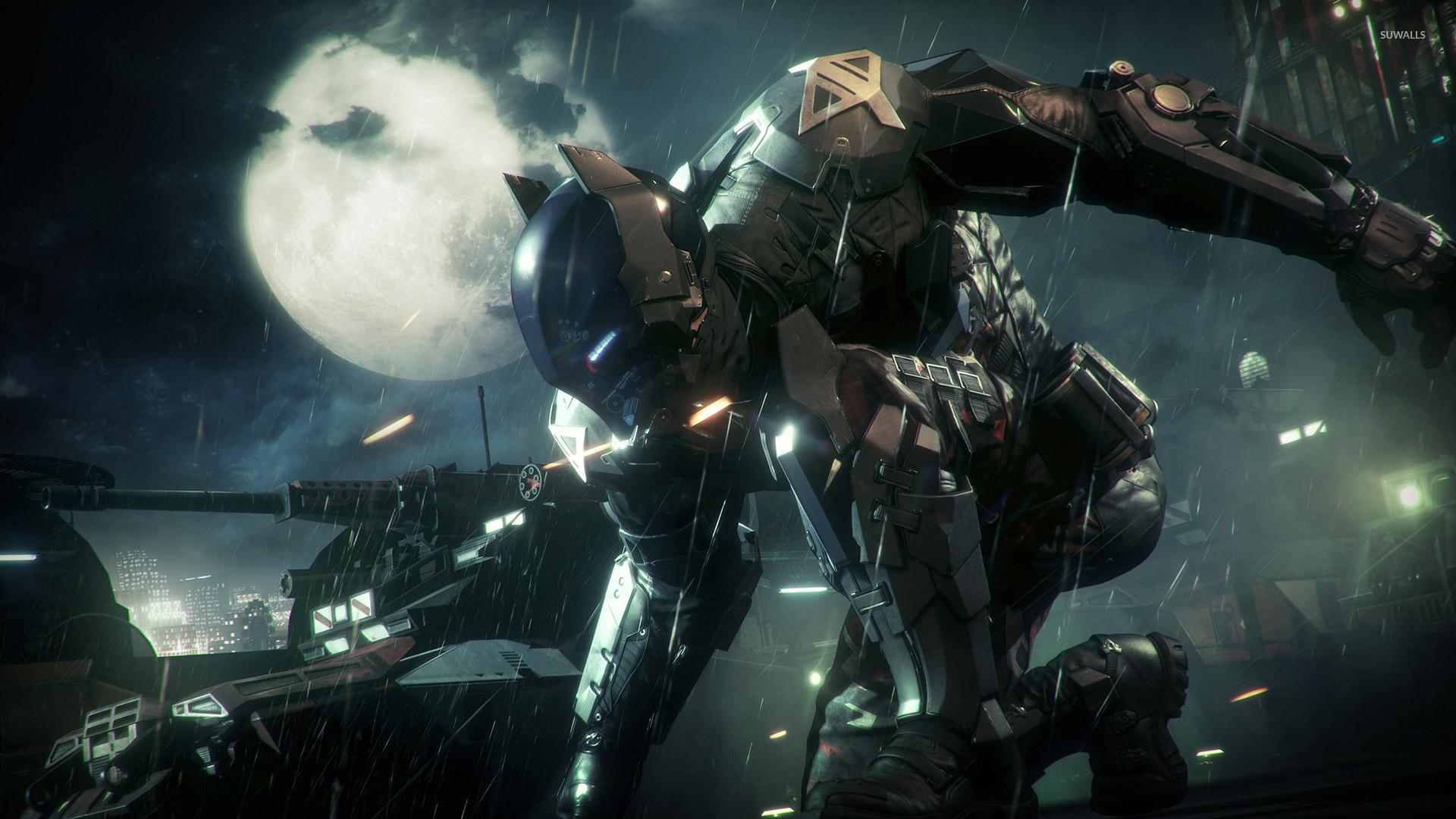 Batman: Arkham Origins [12] wallpaper – Game wallpapers – #31171