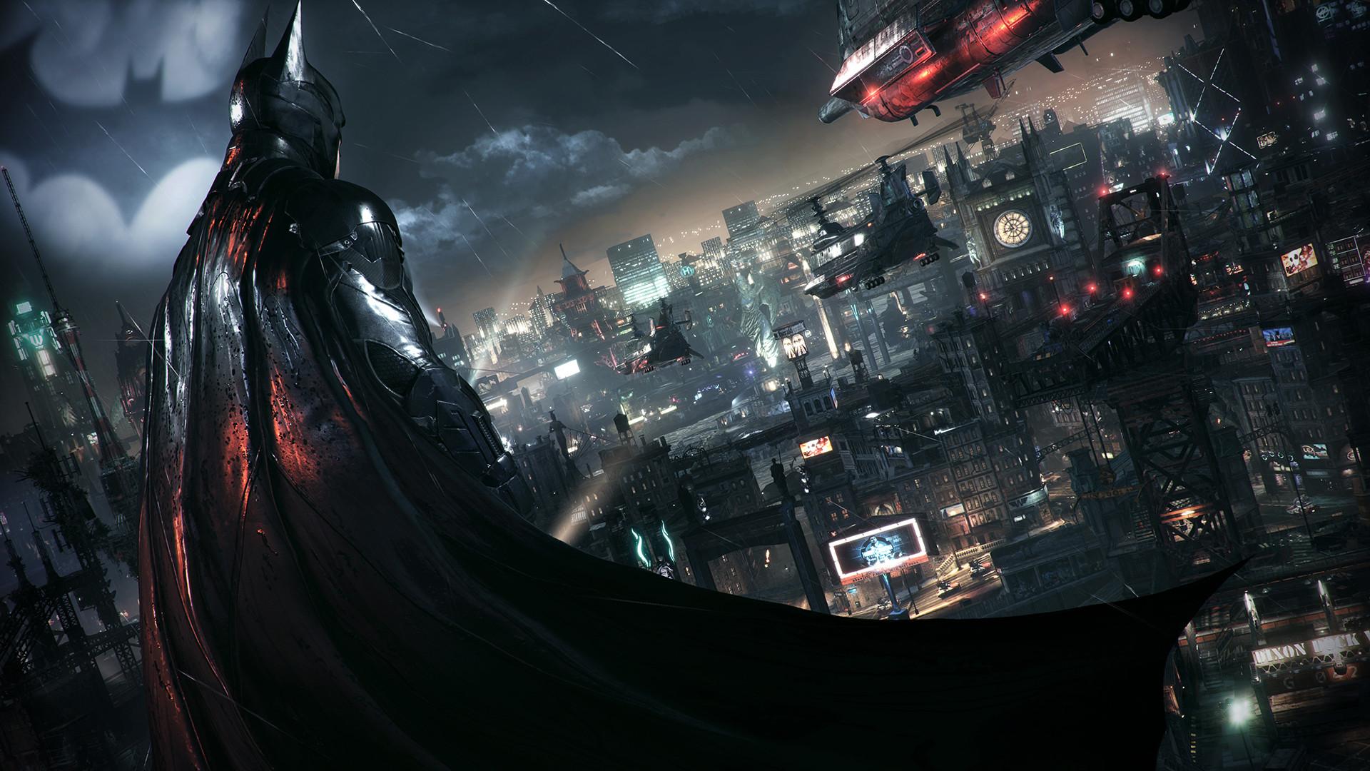 … batman arkham knight wallpaper on wallpaperget com …
