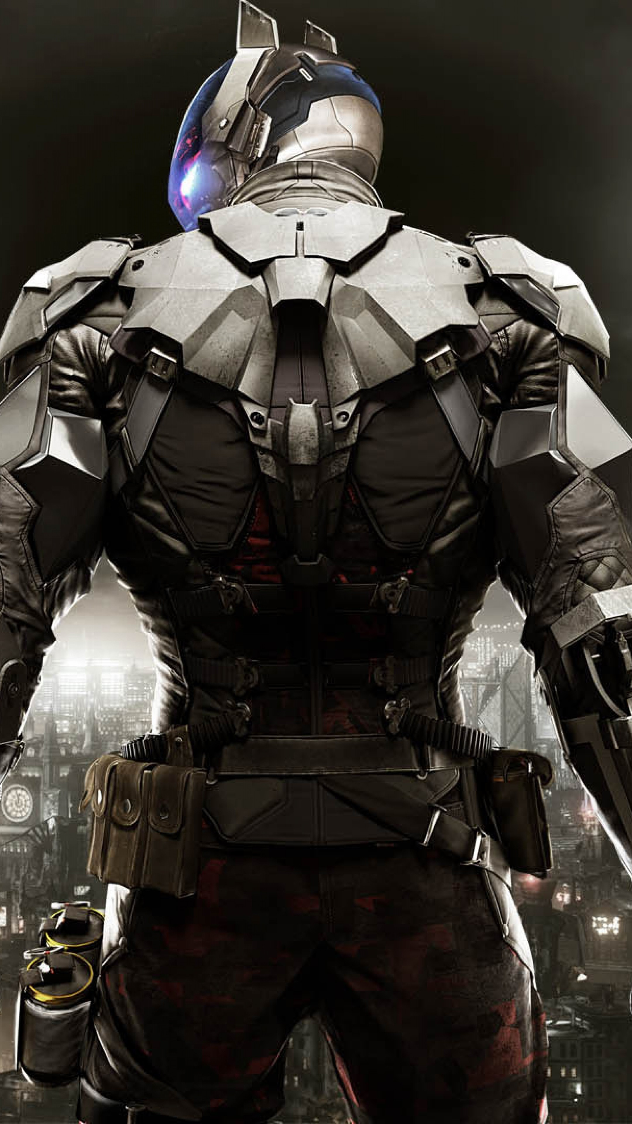 Wallpaper batman, arkham knight, art