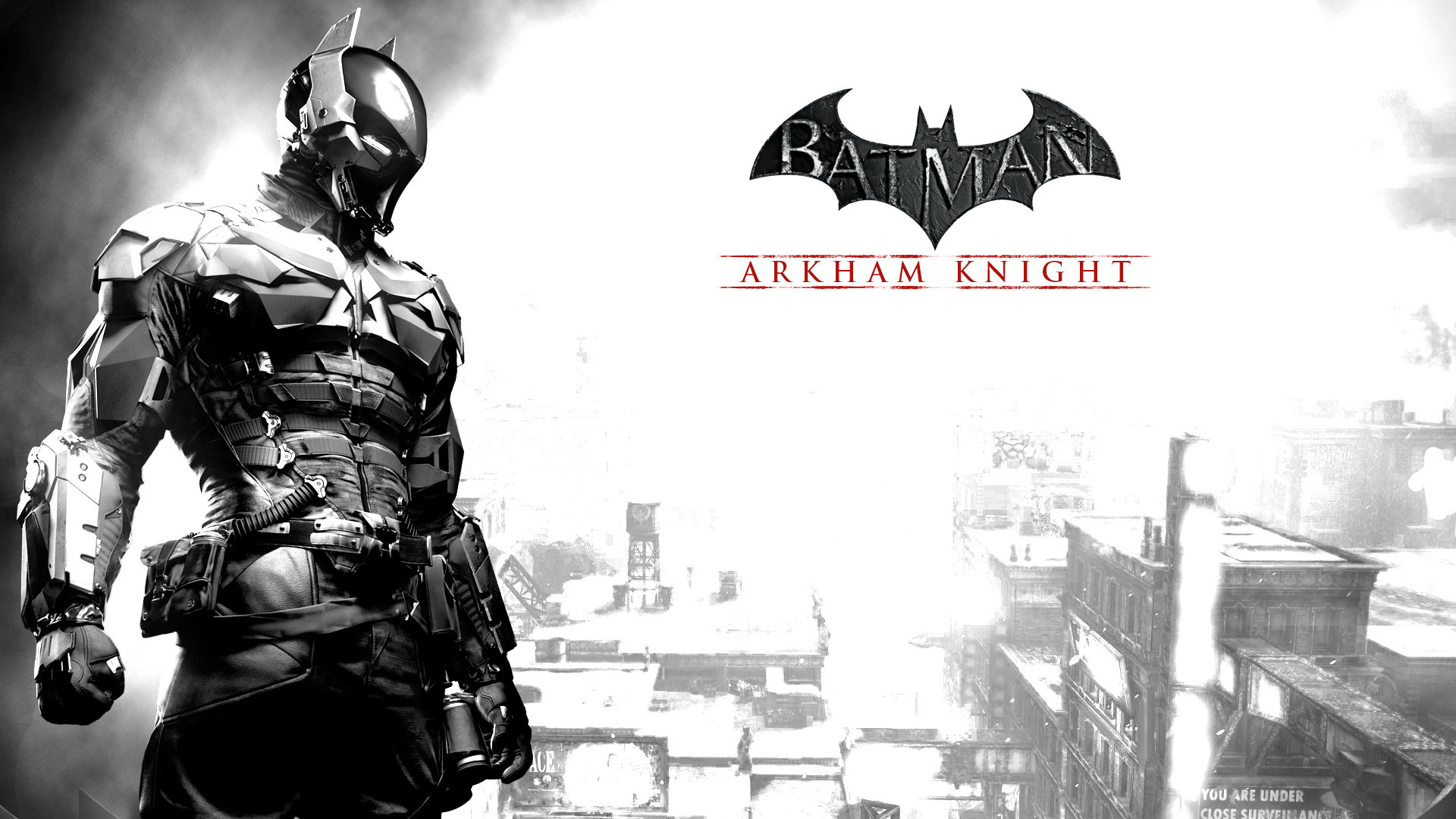 Batman Arkham Knight 4K Wallpaper – WallpaperSafari