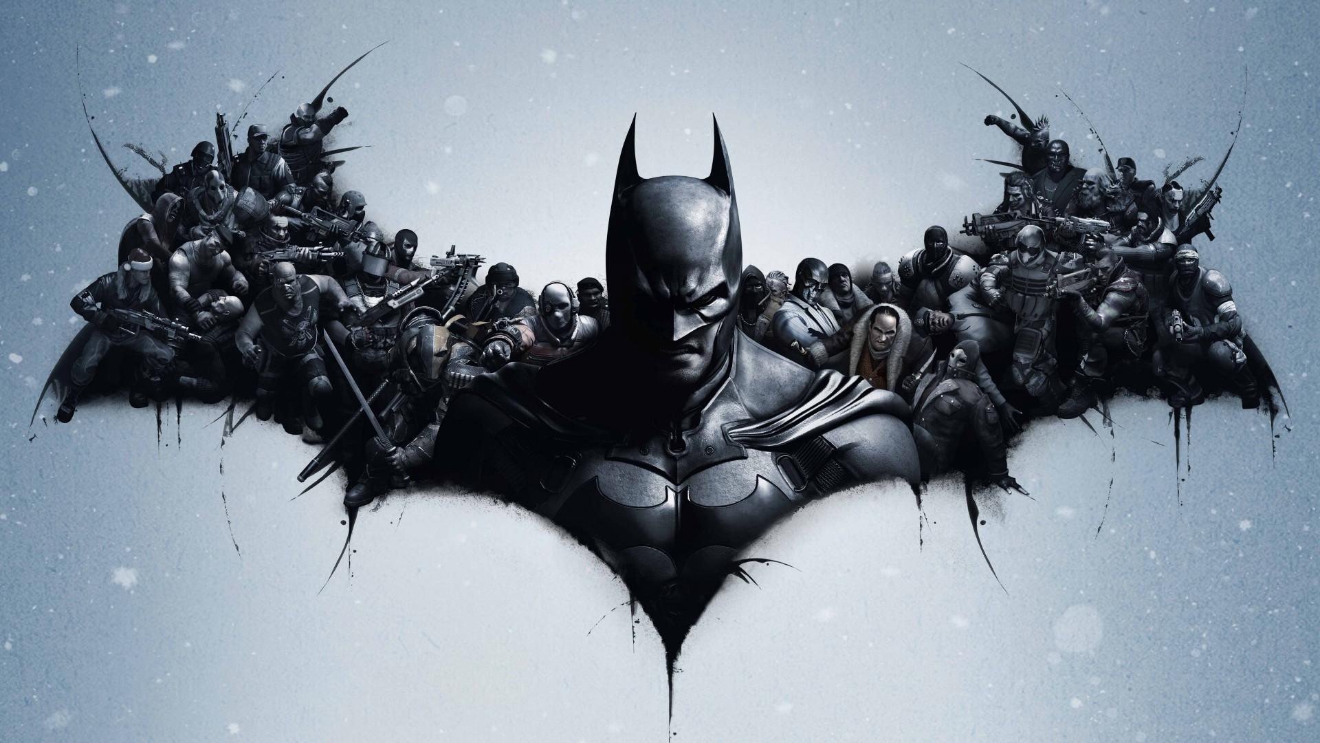 Wallpaper Batman, Arkham Origins, Poster, 5K, Games / Most Popular, #259