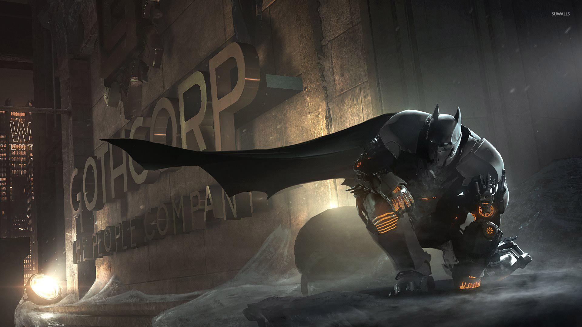 Batman: Arkham Origins – Cold Cold Heart wallpaper jpg