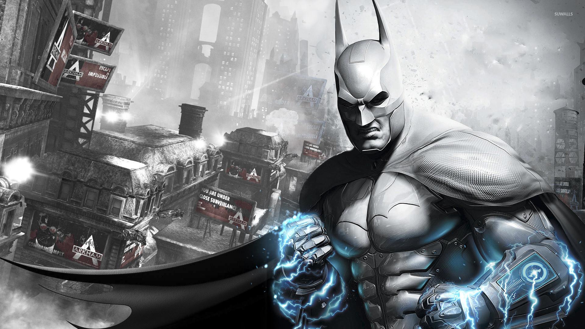 Batman: Arkham City [8] wallpaper jpg