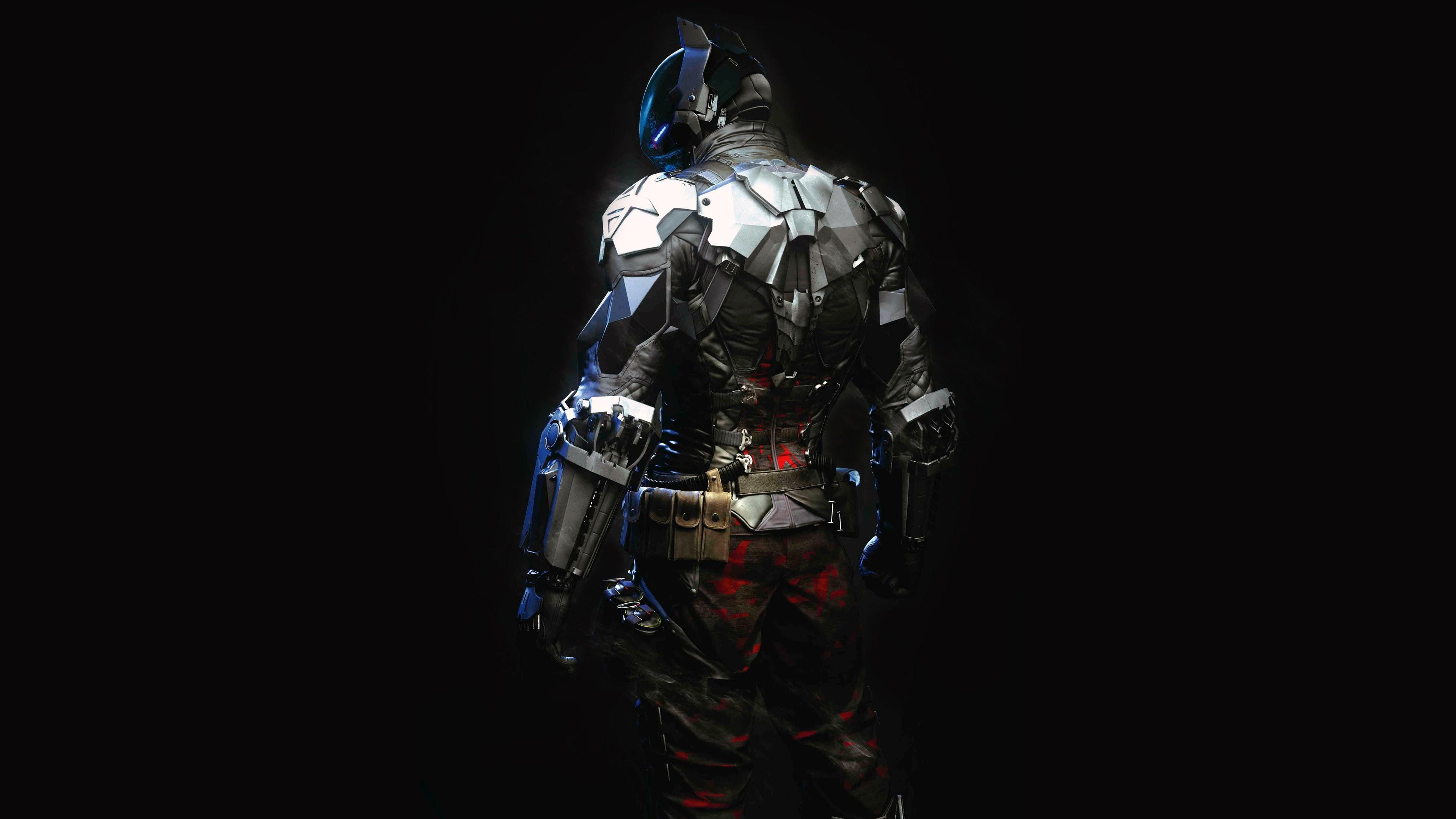 BATMAN ARKHAM KNIGHT superhero dark action adventure fighting shooter  wallpaper     746605   WallpaperUP