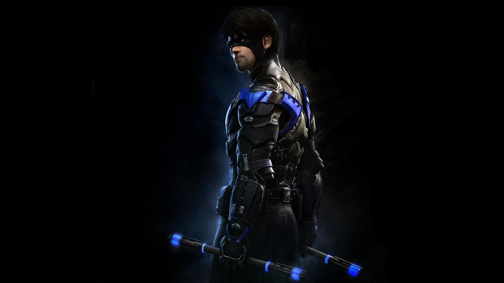 HD Wallpaper   Background ID:607538. Video Game Batman: Arkham  Knight