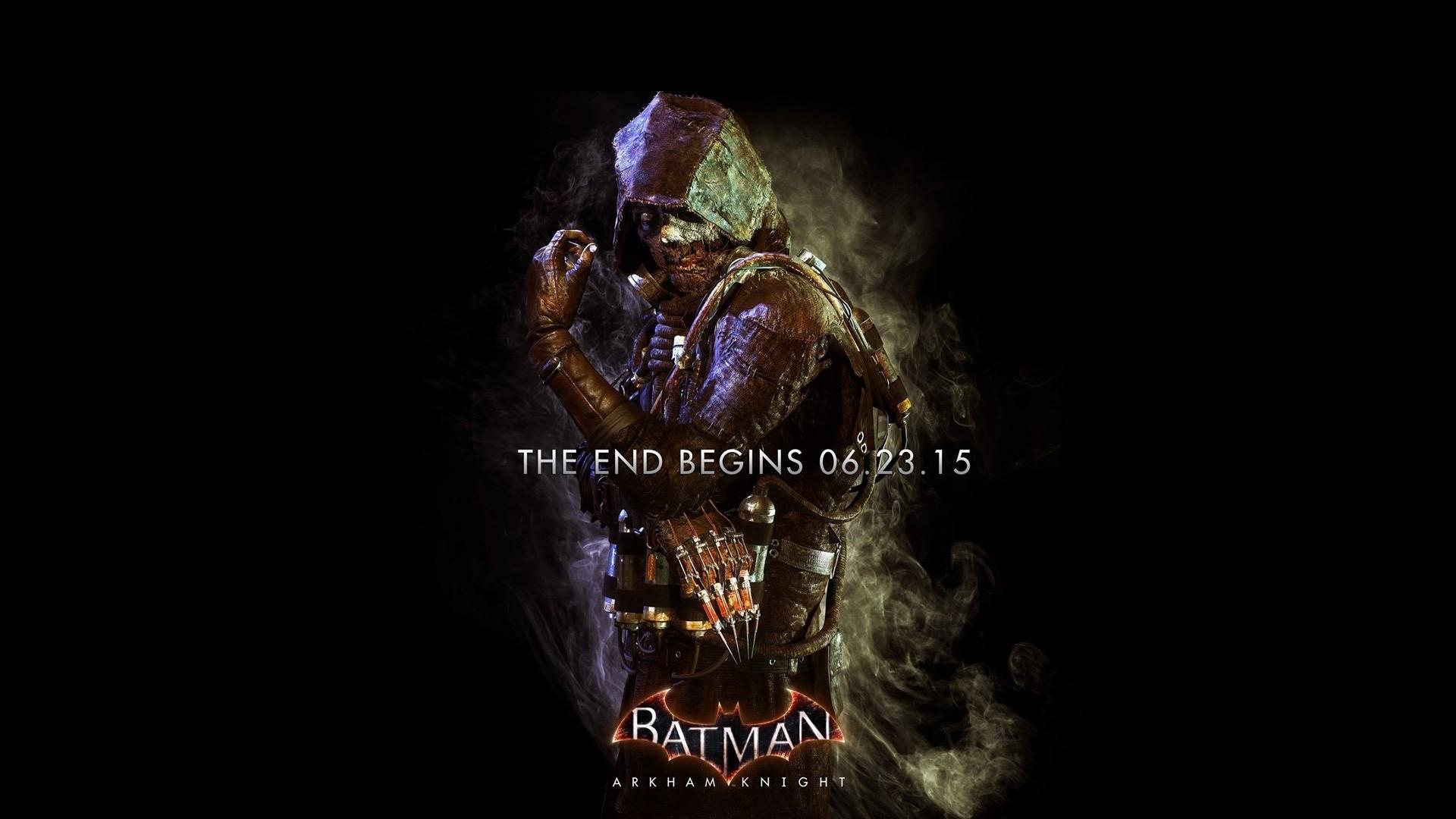 Batman-Arkham-Knight-Scarecrow-Poster-Wallpaper …