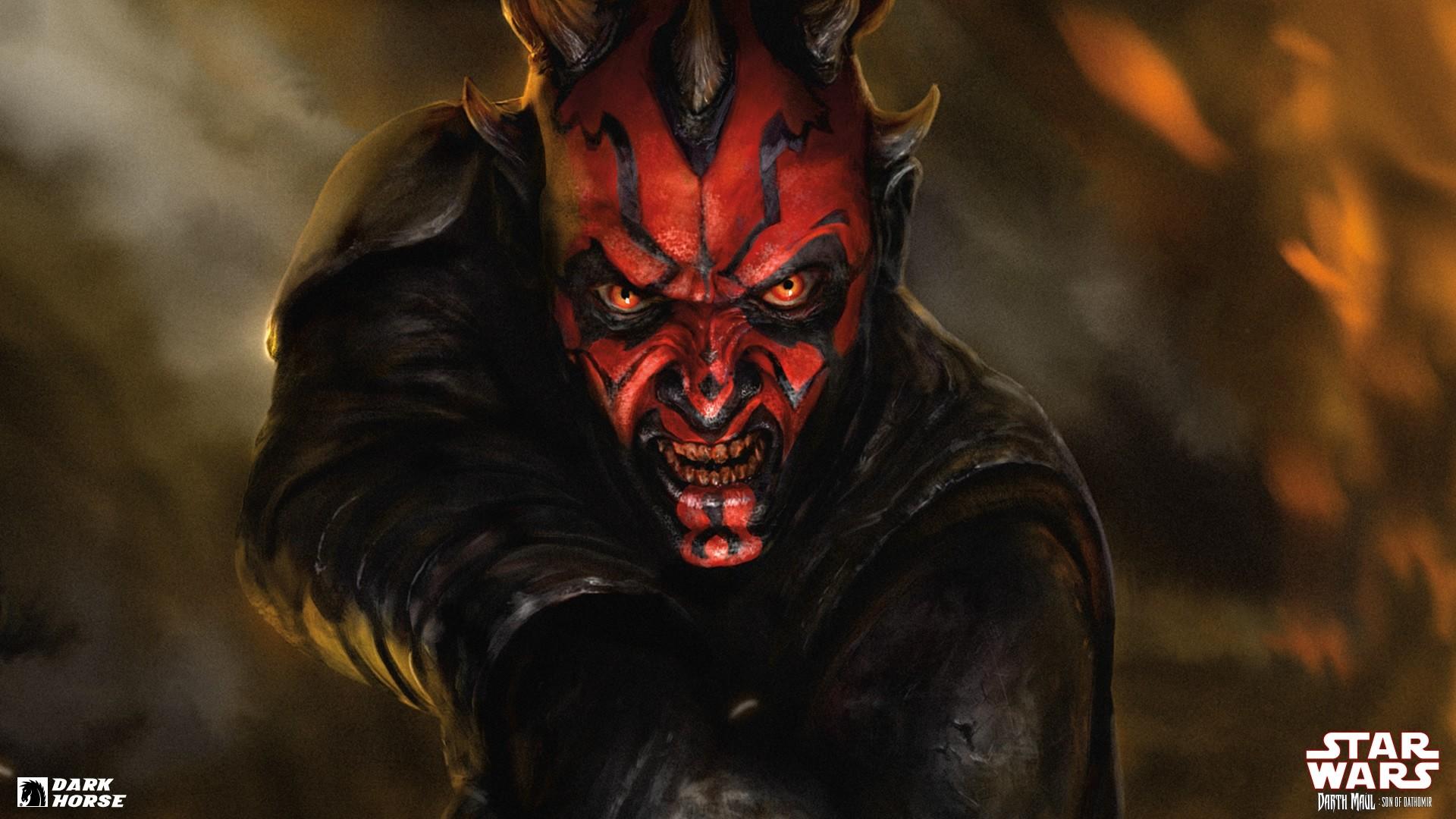 Comics – Star Wars Darth Maul Sith (Star Wars) Wallpaper