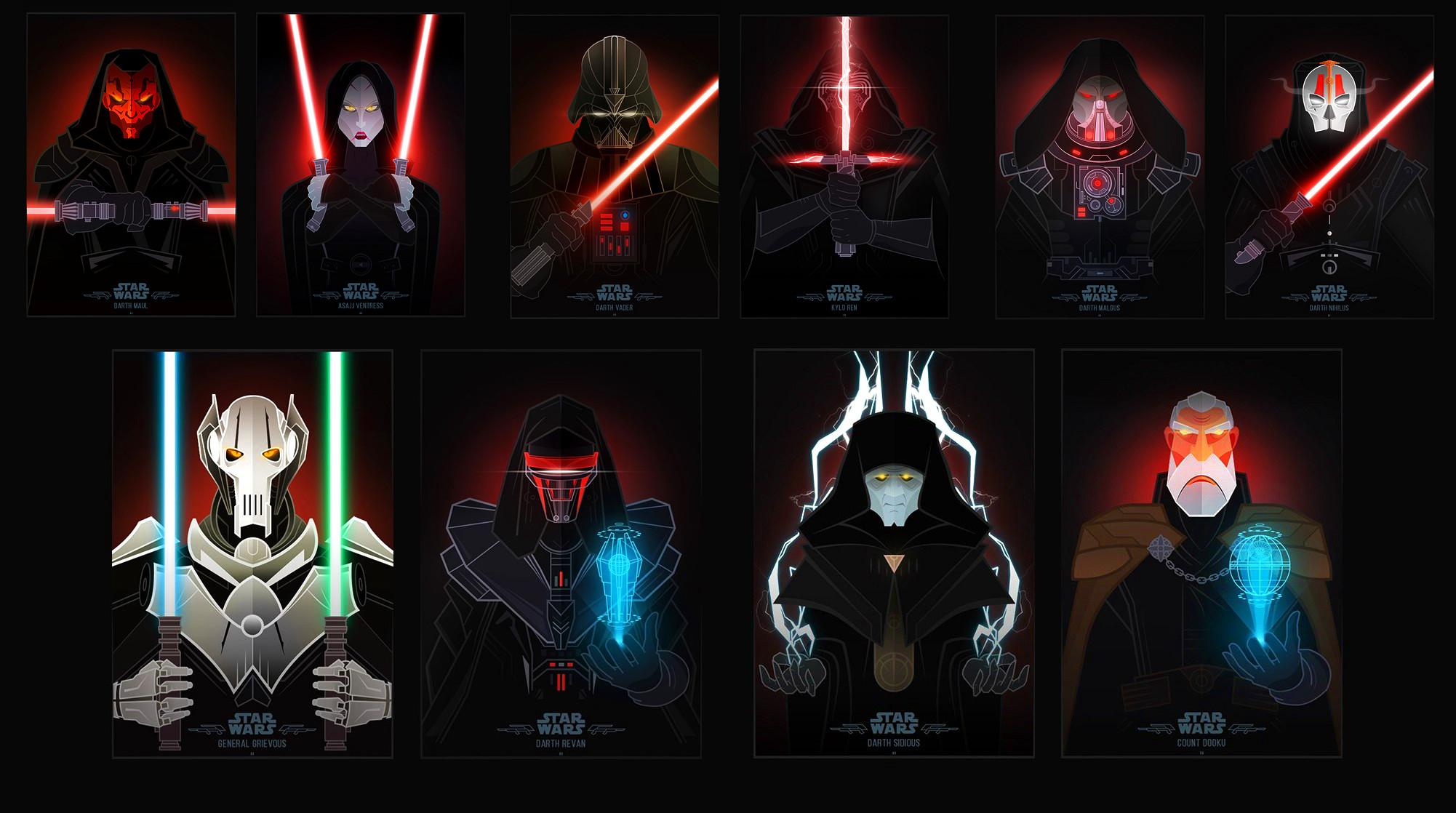 Star Wars Sith wallpaper hd resolution
