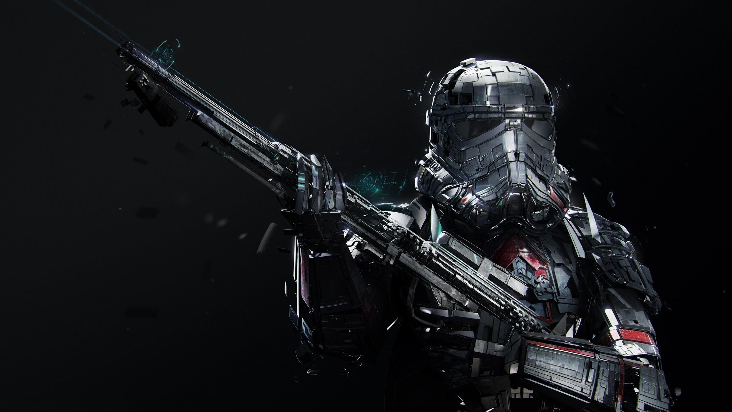 Creative Graphics / Imperial Death Trooper Wallpaper