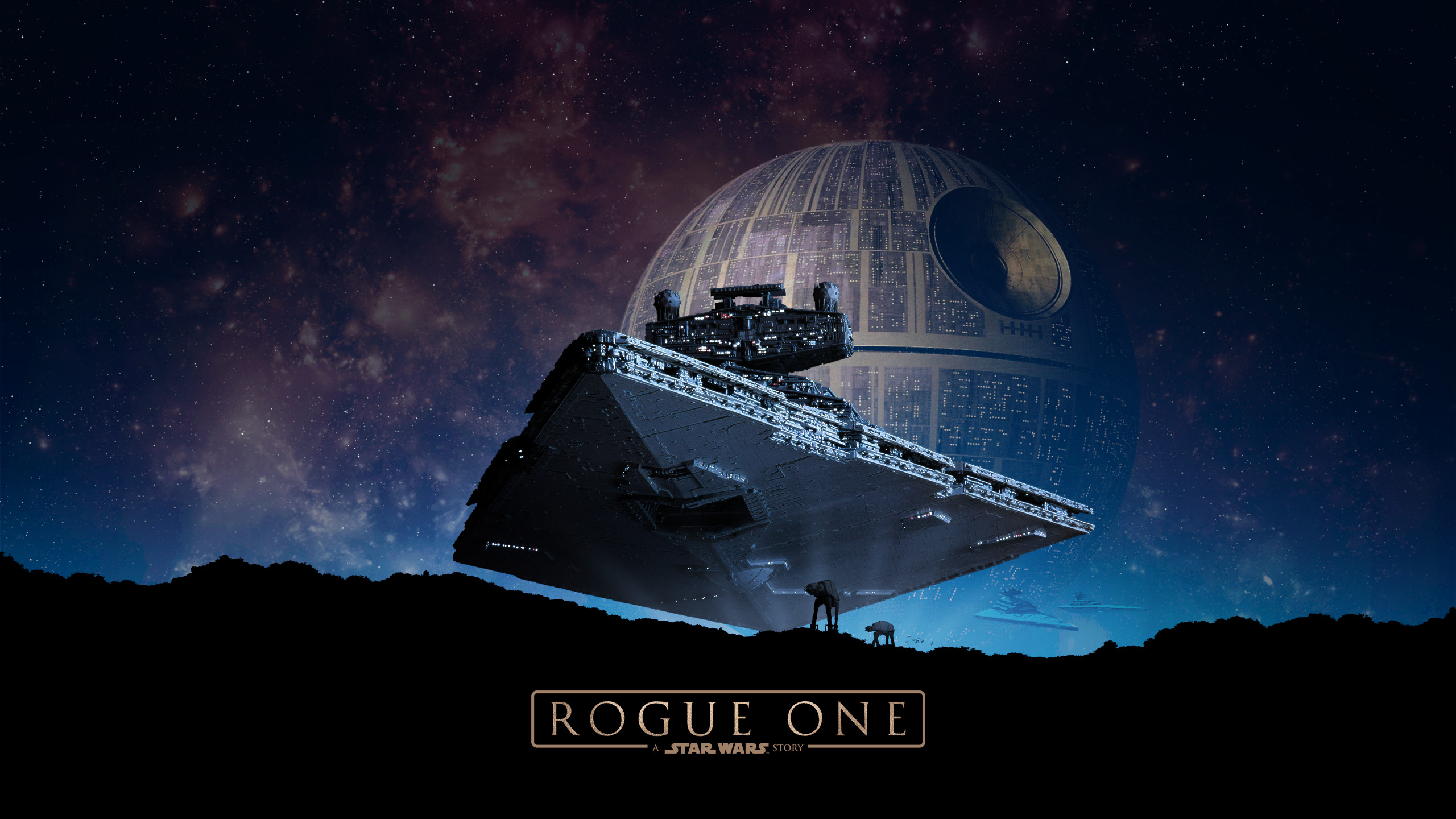 2K HD Rogue One Imperial Star Destroyer 2