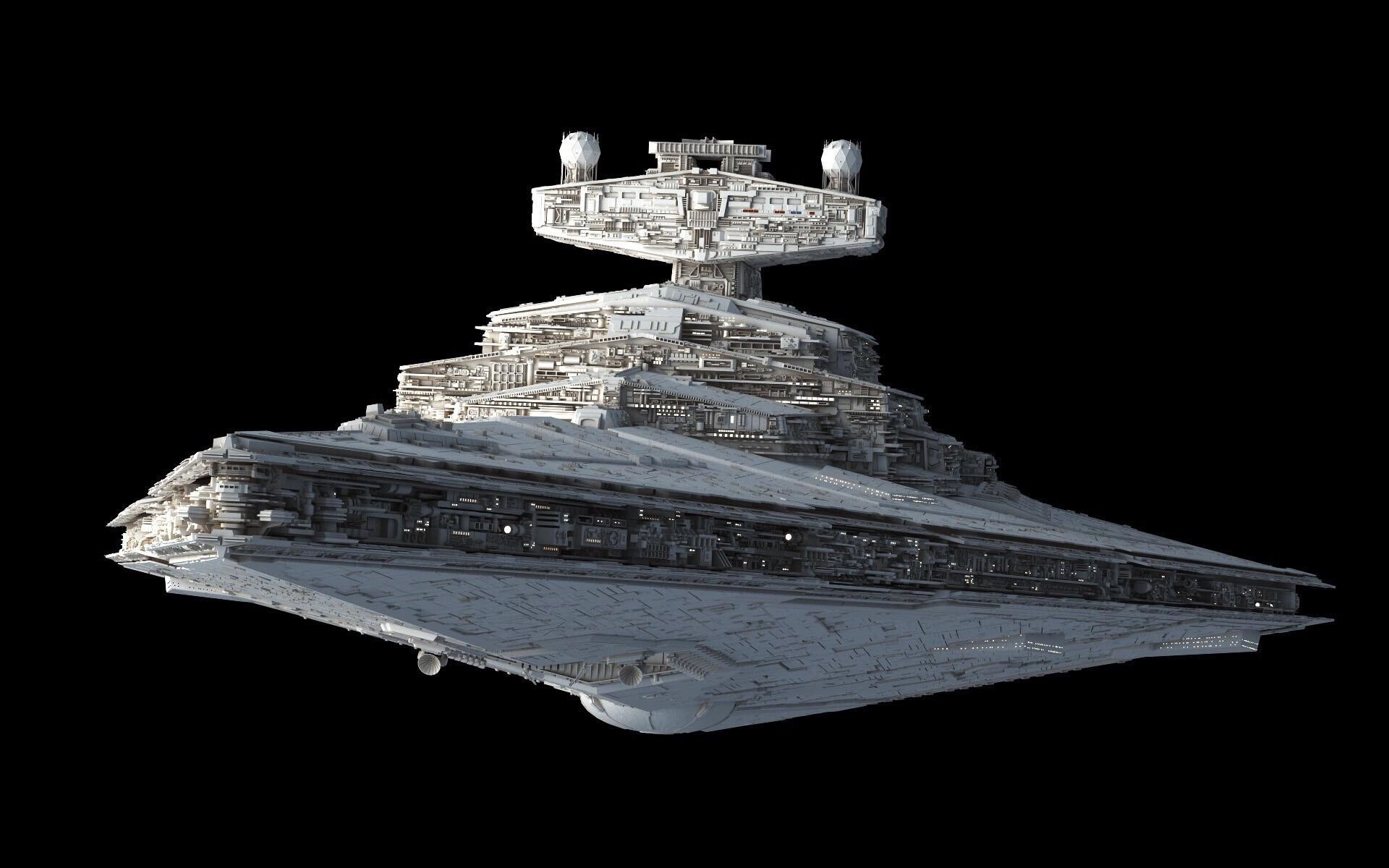 OtherHD Star Destroyers? Ooooo do I have a treat for you!