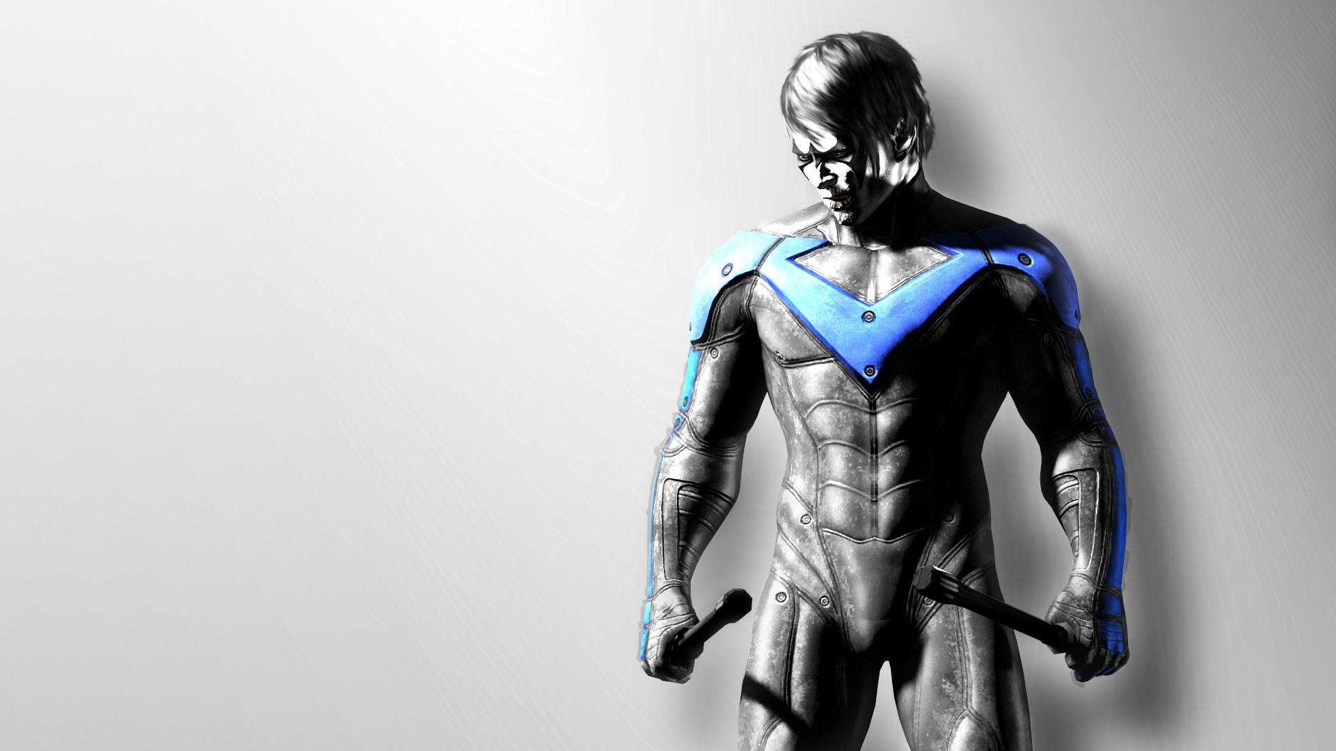 Batman Arkham City – Nightwing wallpaper